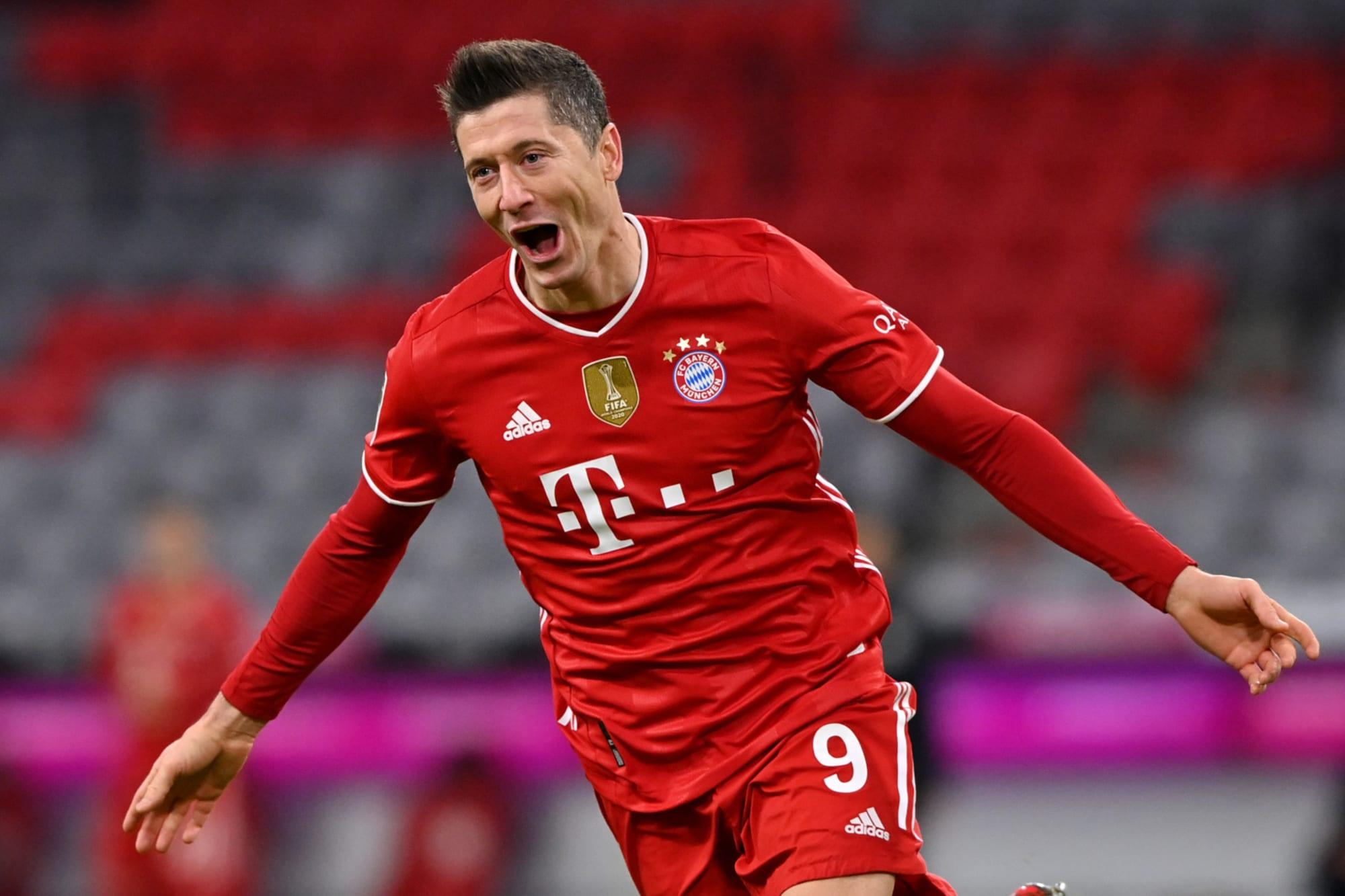 Bayern Munich Robert Lewandowski Flexible About Future