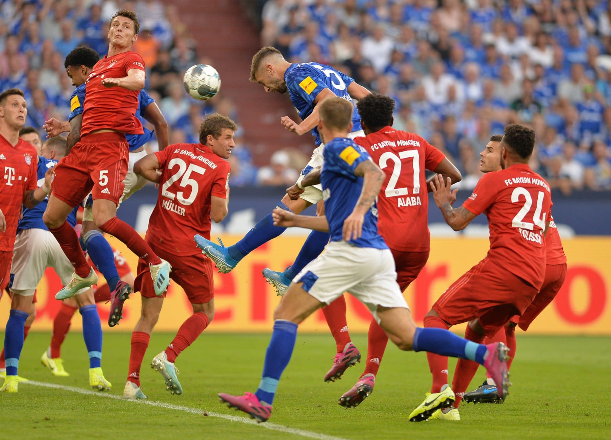 Talking Tactics: Bayern Munich vs Schalke 04