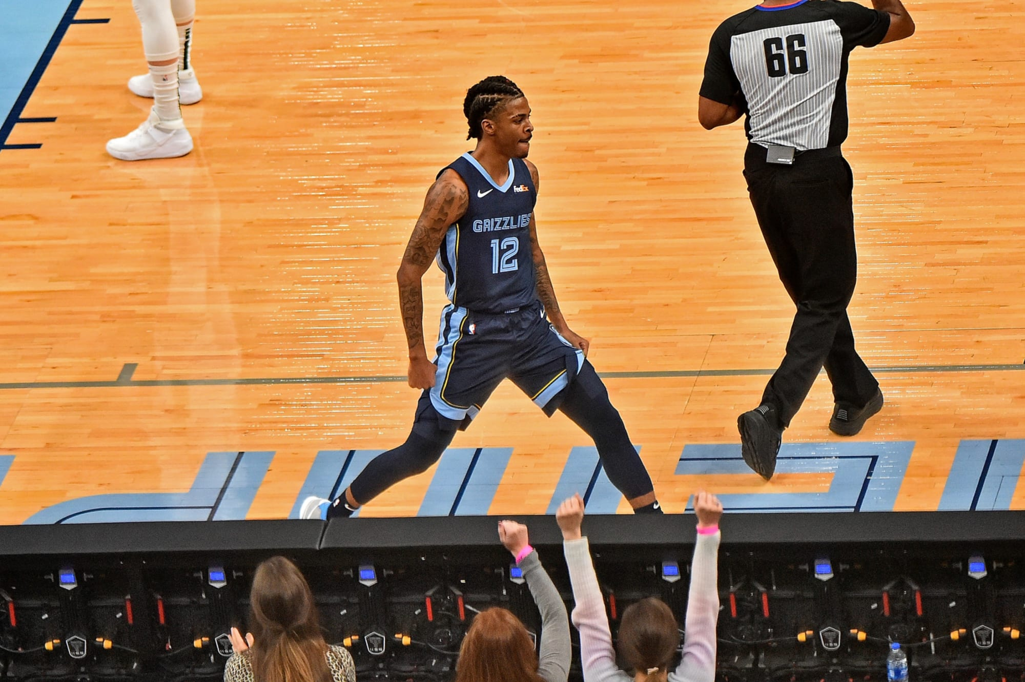 Memphis Grizzlies: Ja Morant's entertainment value is unmatched