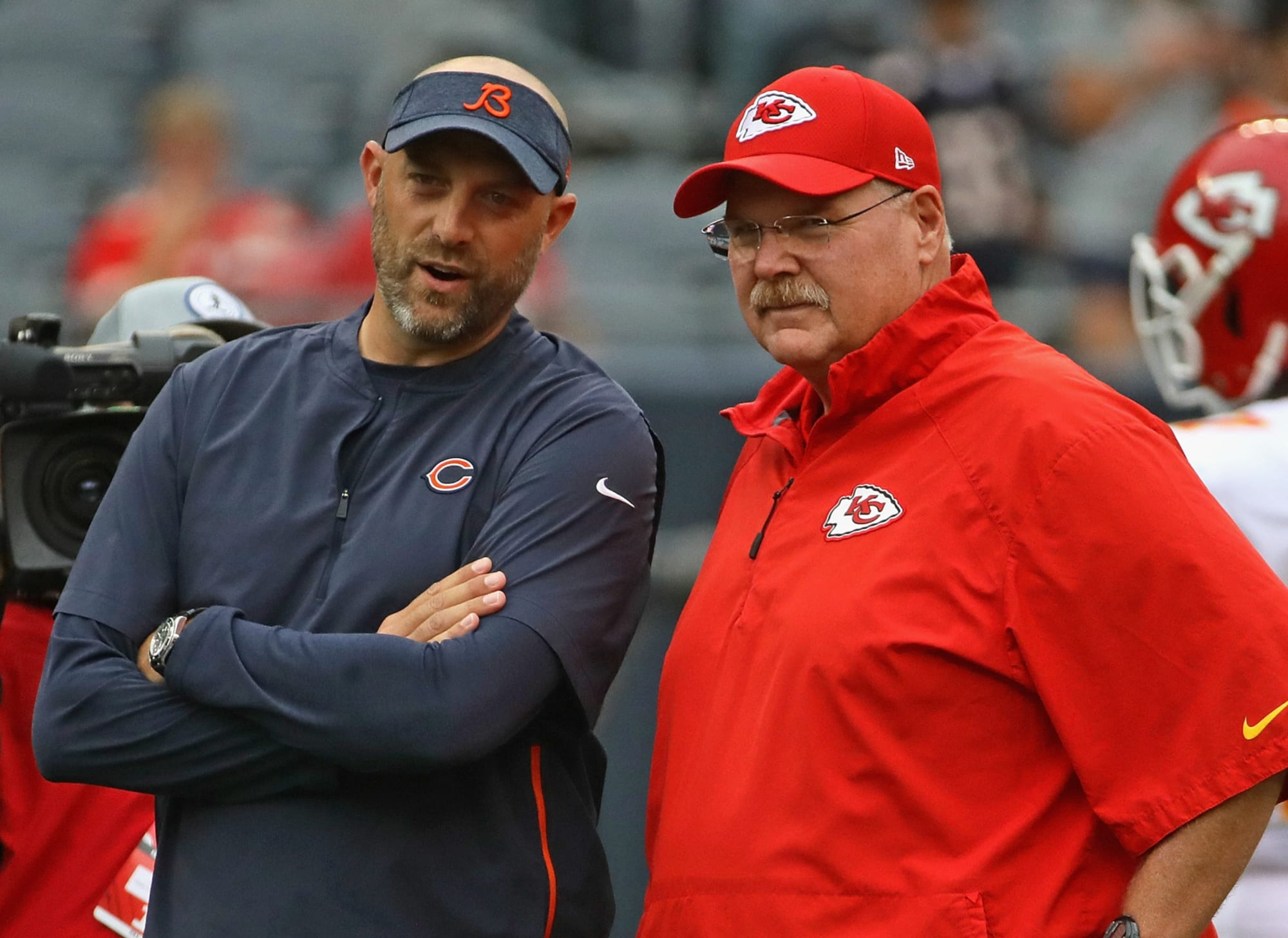 Chicago Bears are building something different with Matt Nagy