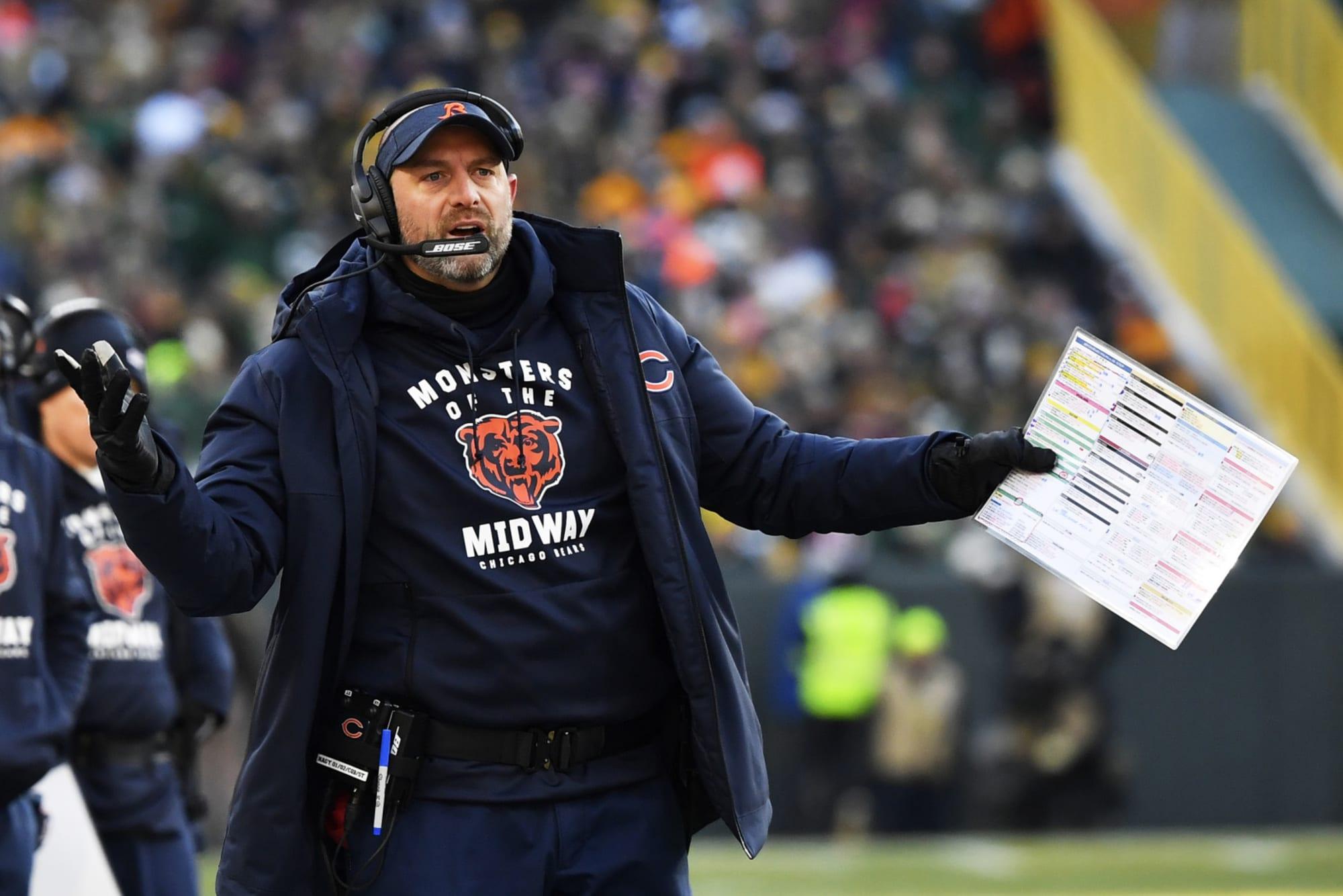 Chicago Bears: What Matt Nagy must do to keep his job beyond 2020