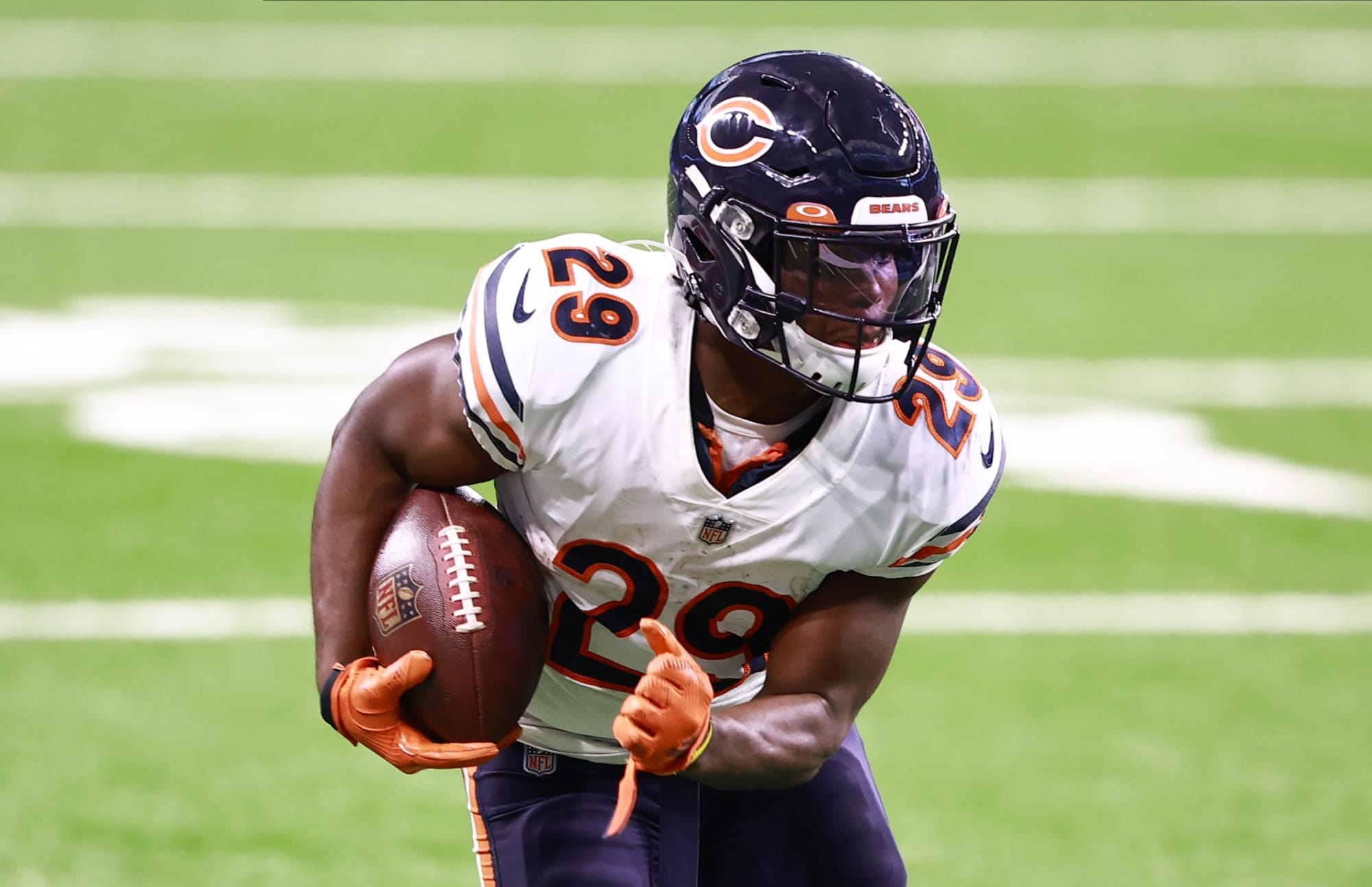 Chicago Bears: 3 Free agent running backs to consider signing to replace Tarik Cohen