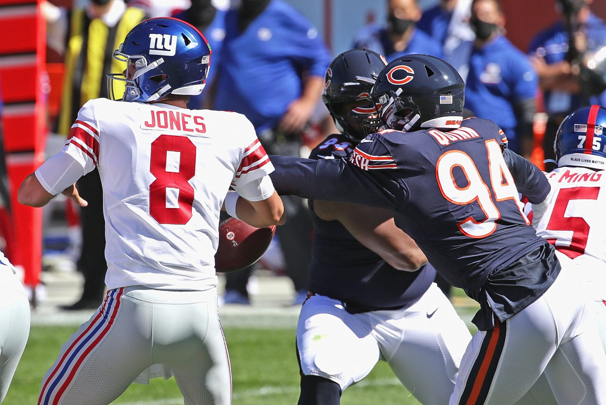 Chicago Bears Film Study: Robert Quinn can dominate Andrew Whitworth
