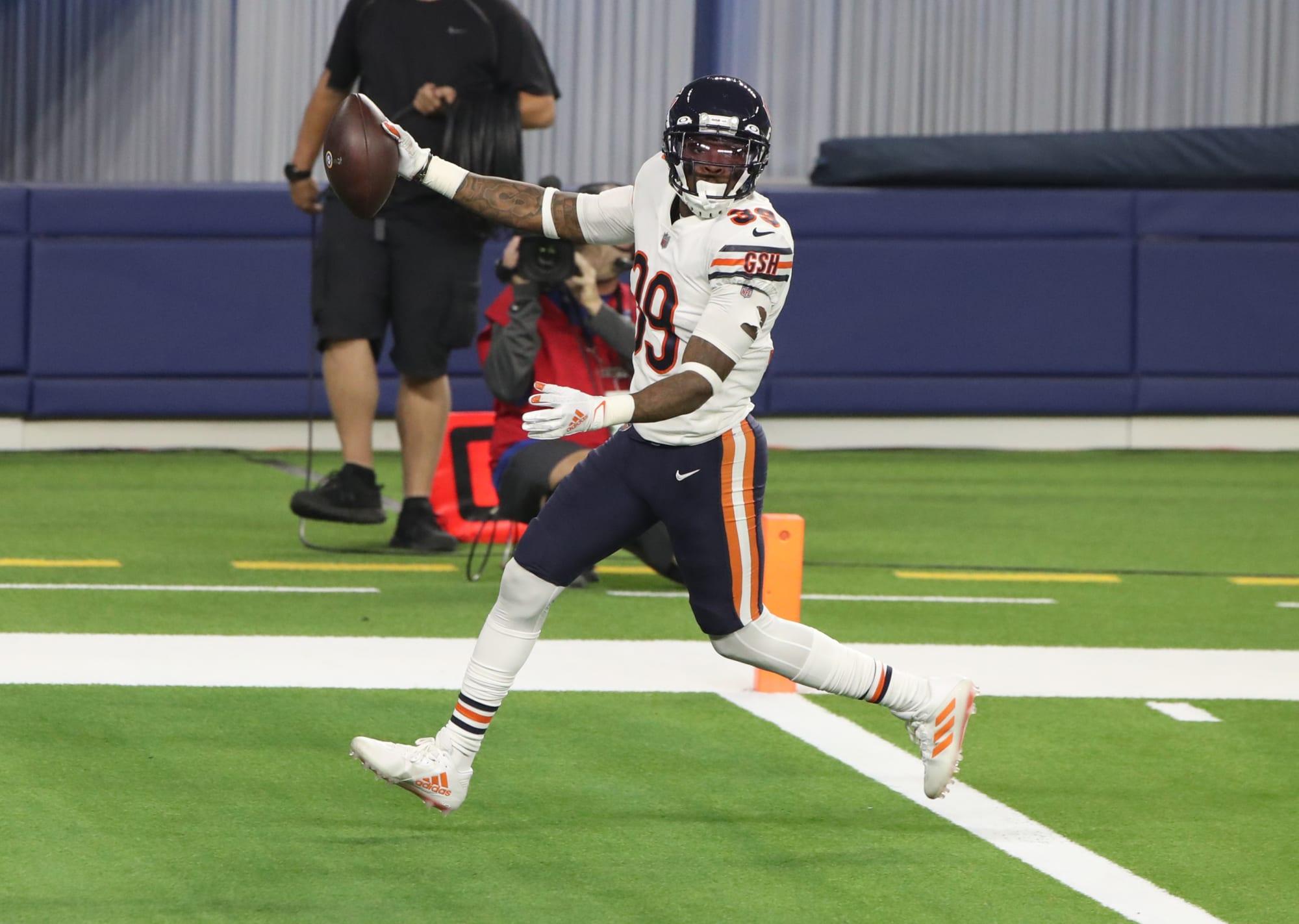 How Tashaun Gipson will help Eddie Jackson on Chicago Bears