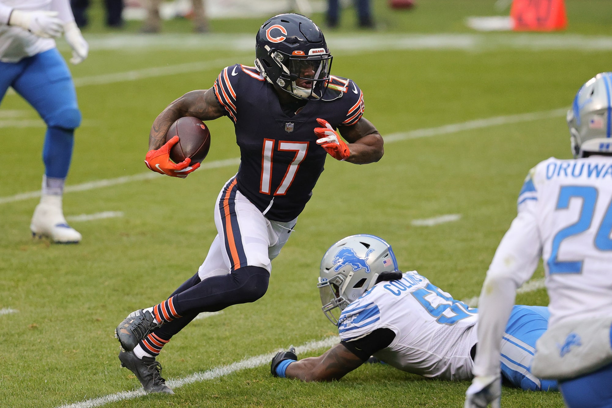 Could Anthony Miller stay with Chicago Bears?