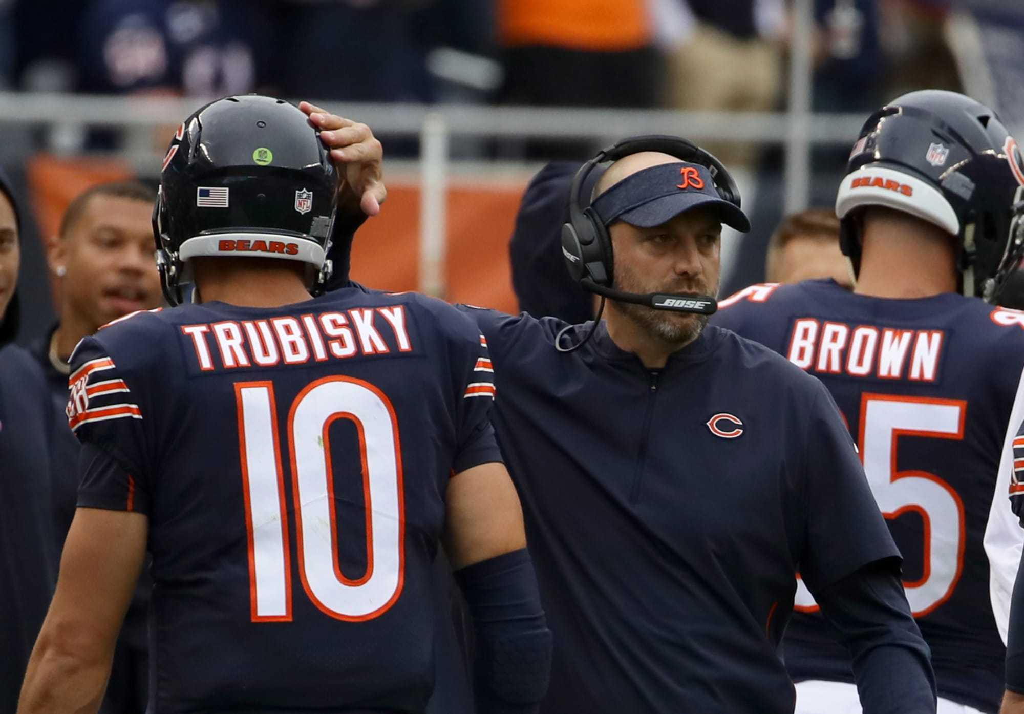 Chicago Bears: 5 potential landing spots for Mitch Trubisky