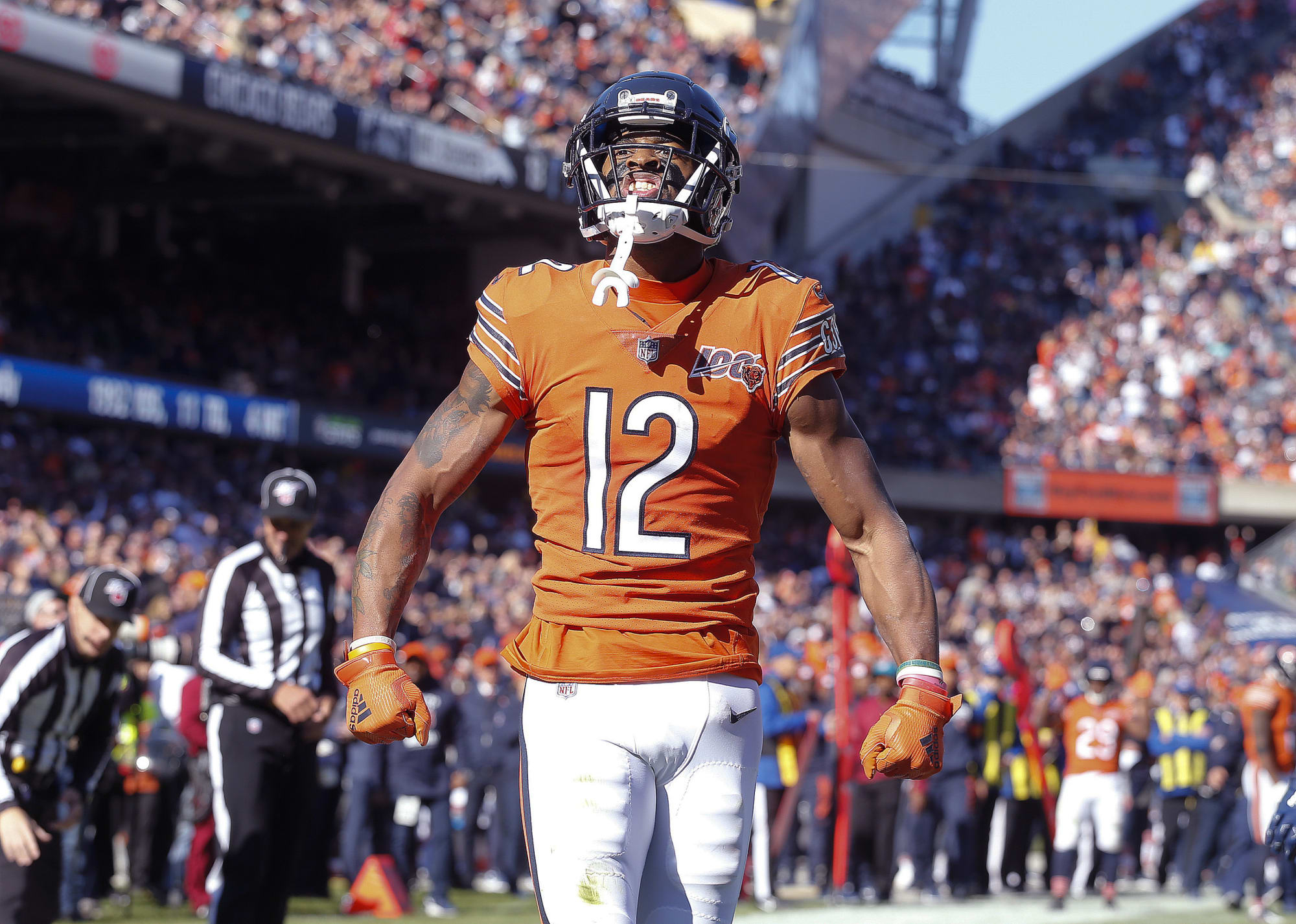 Chicago Bears: Allen Robinson won't receive interest from this contender