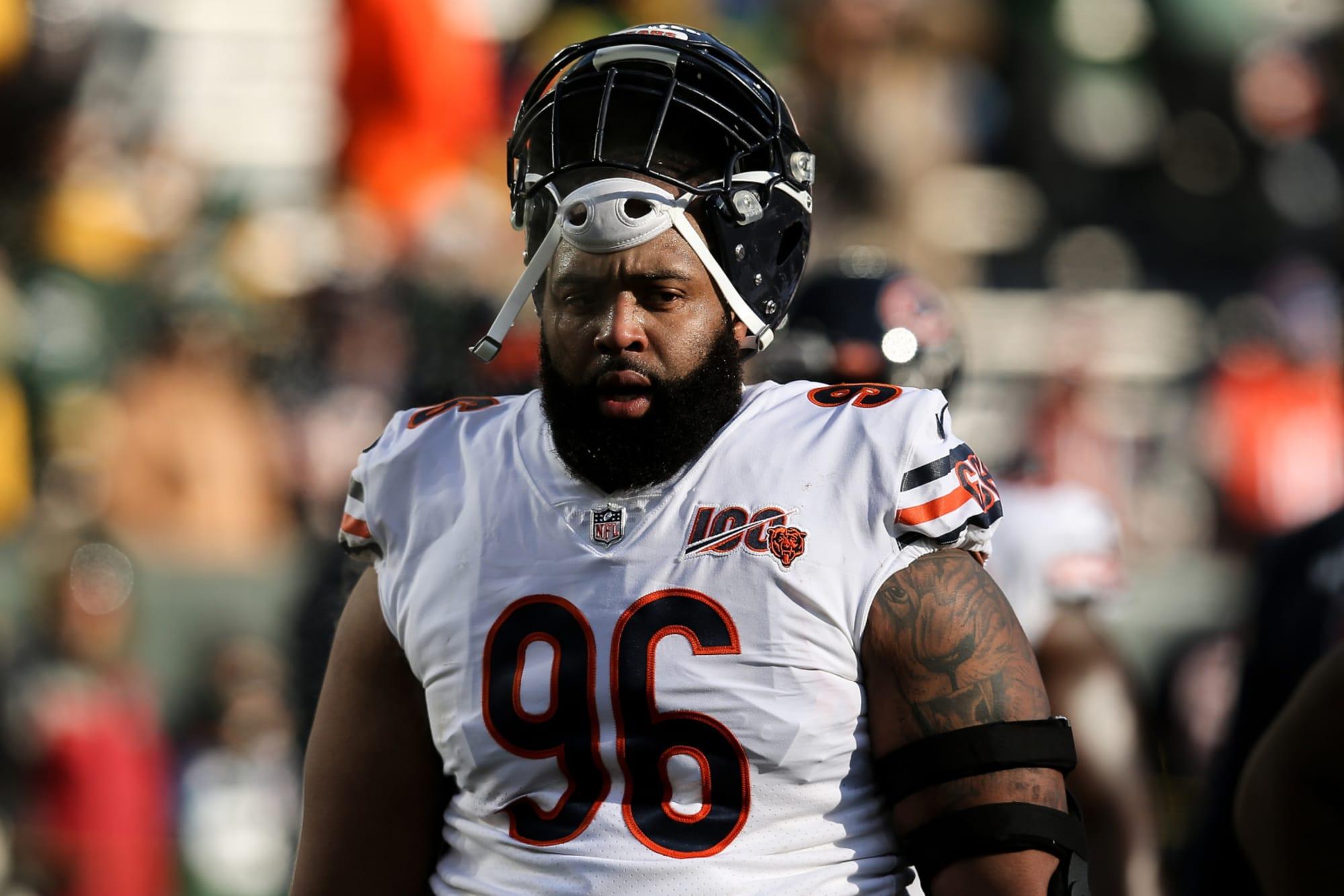 Chicago Bears 2020 roster ranking: 6