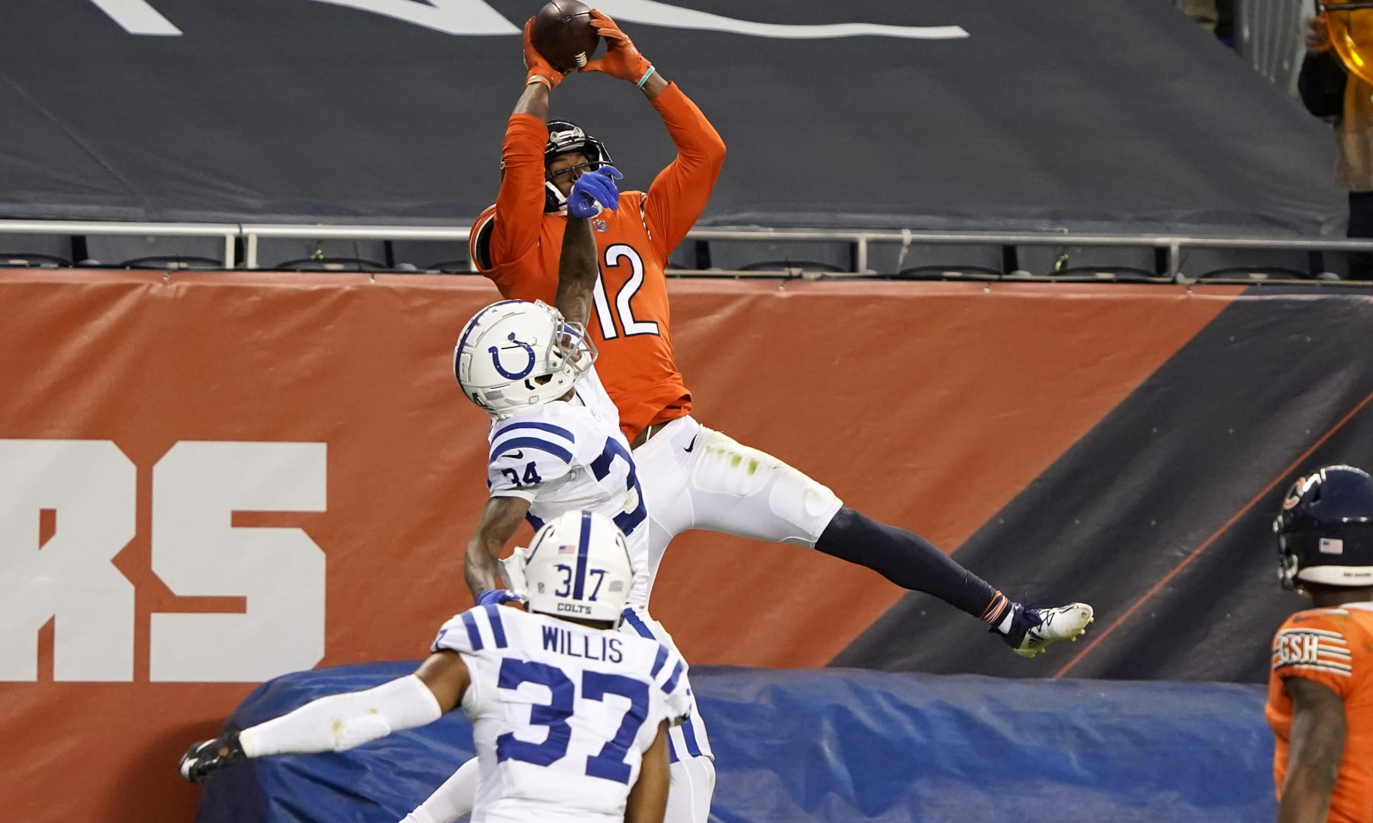 Chicago Bears: Allen Robinson 2021 Fantasy Football stat projections