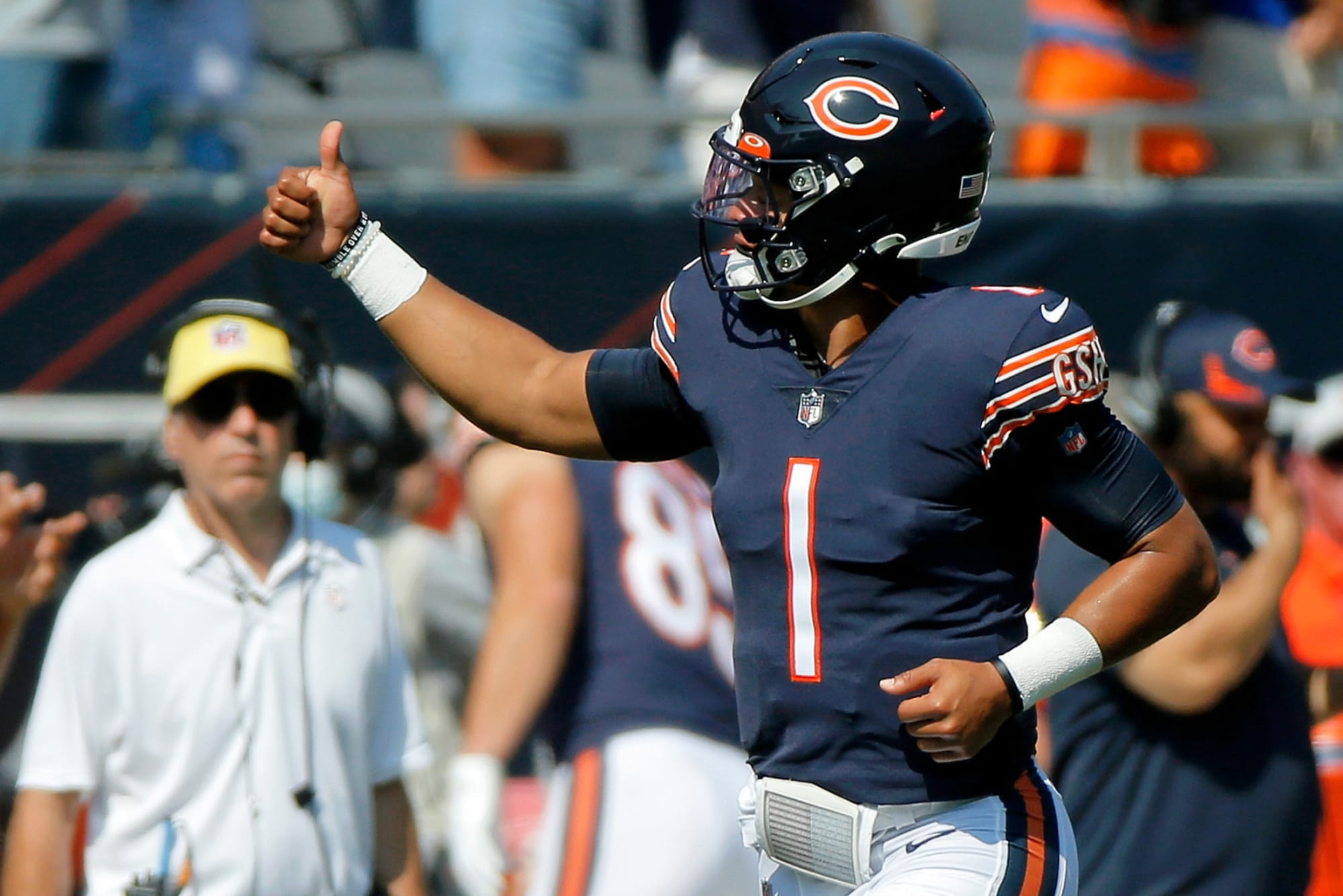 Bears Game Sunday: Bears vs Browns odds and prediction for NFL Week 3 game