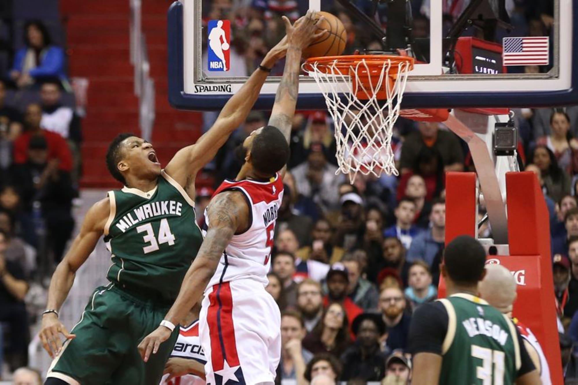 Milwaukee Bucks Game Preview Jan 8 Vs Washington Wizards