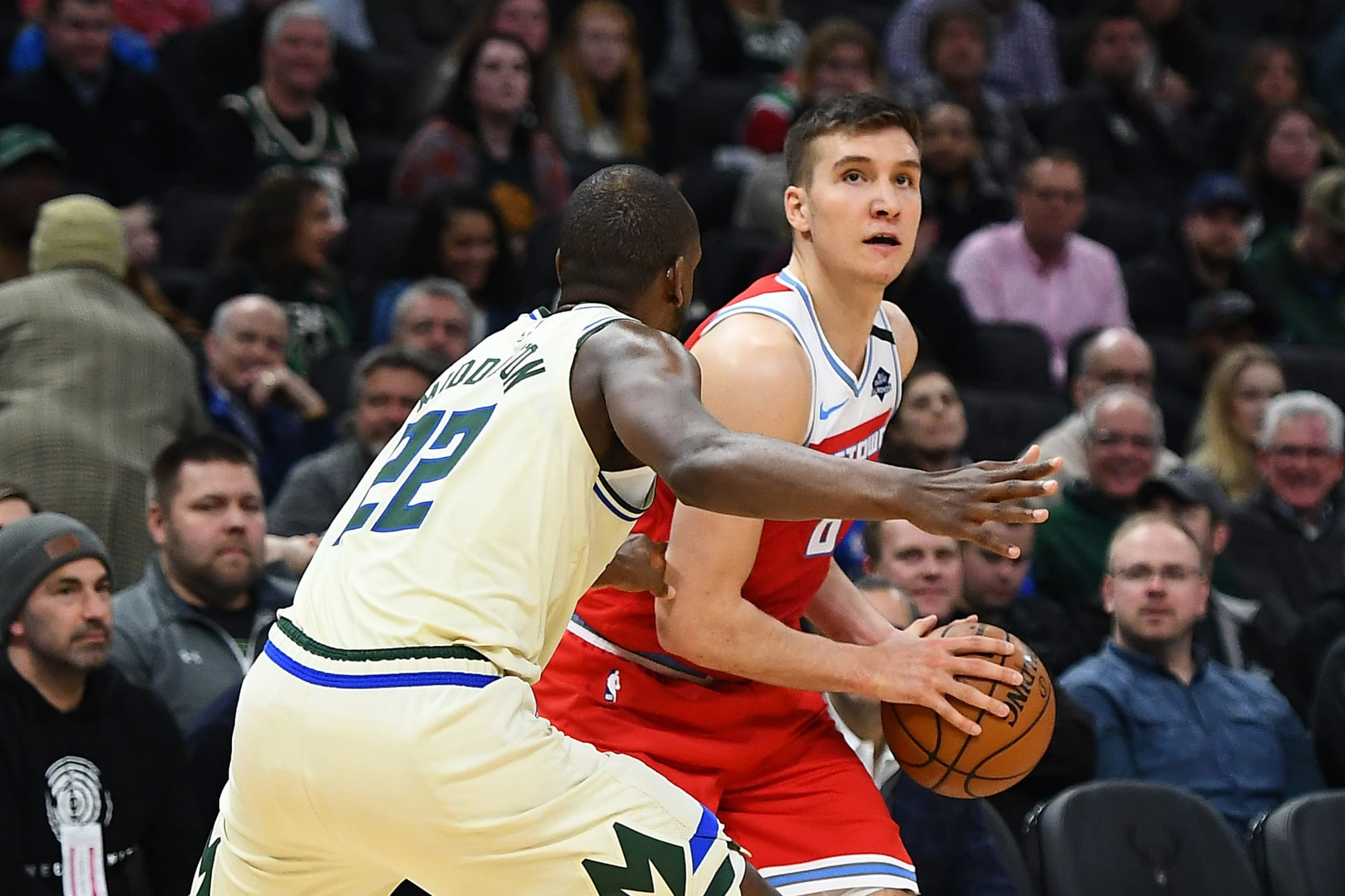 Milwaukee Bucks: Why a sign-and-trade is the only avenue for Bogdan Bogdanovic