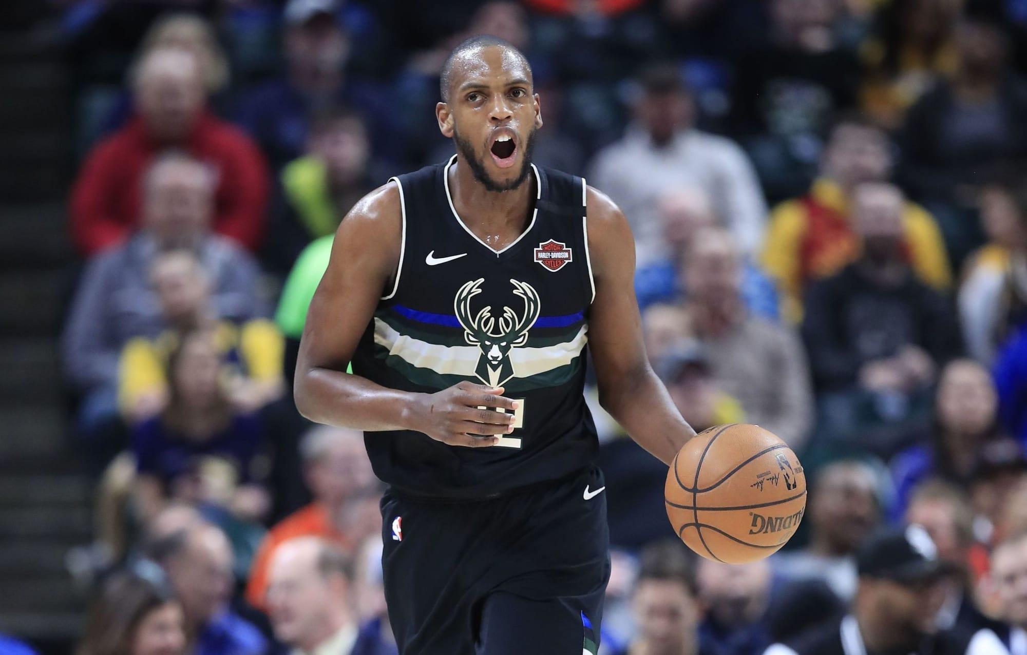 Milwaukee Bucks: Khris Middleton reflects on hiatus, gearing up for restart