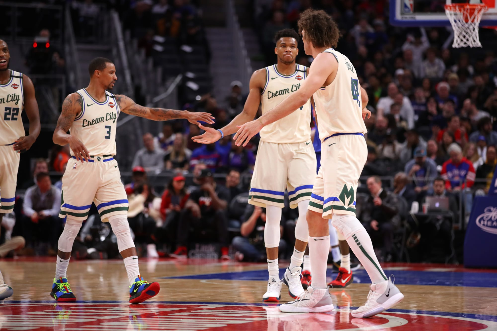 Milwaukee Bucks: Chemistry could be key to thriving in Orlando