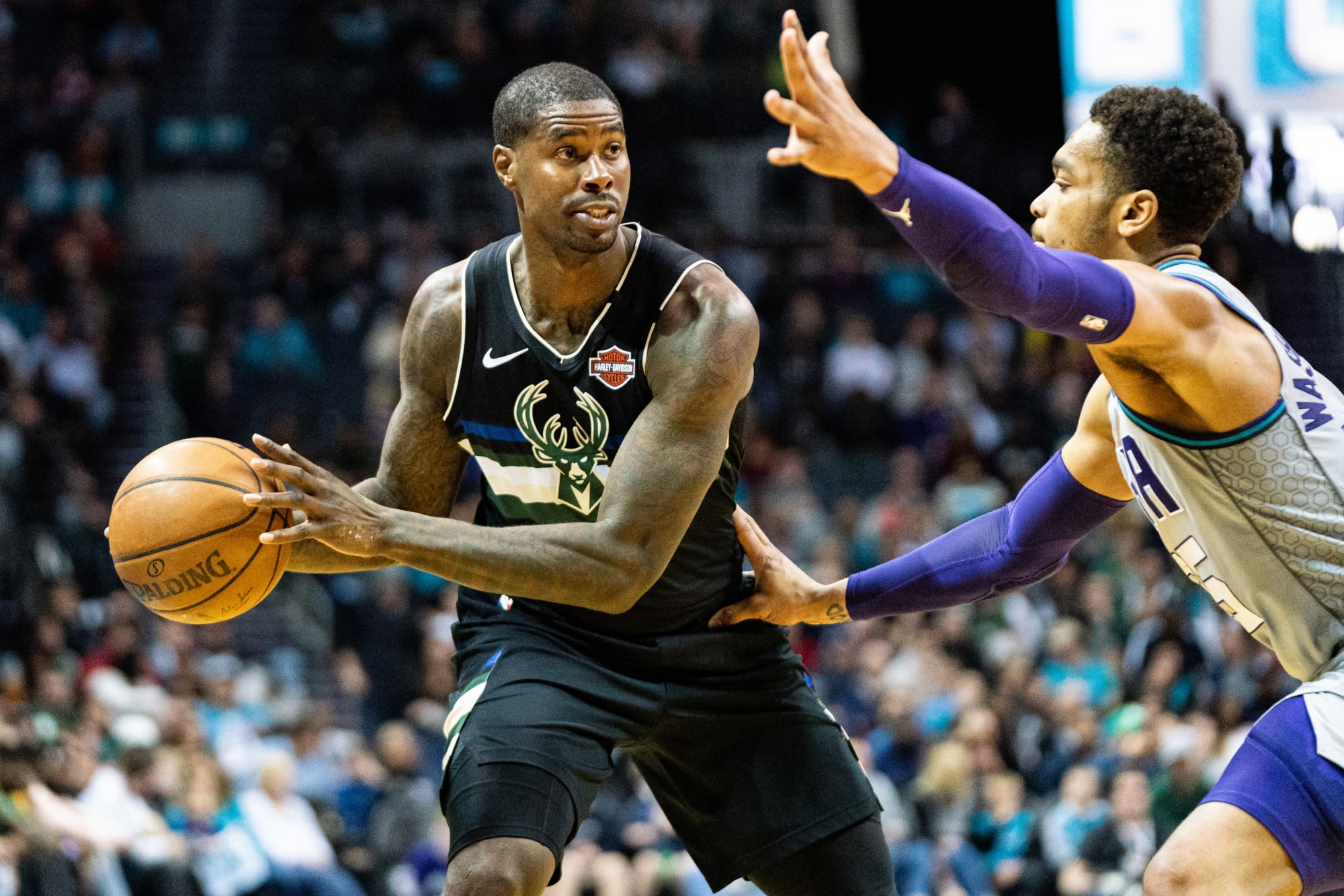 Milwaukee Bucks: Diving into Marvin Williams' brief shooting woes