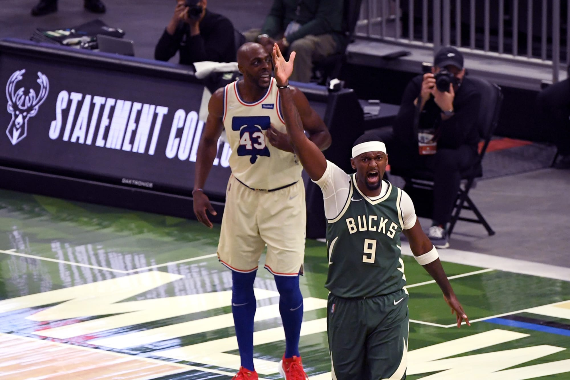 Milwaukee Bucks: 3 potential secret weapons to unleash in the playoffs