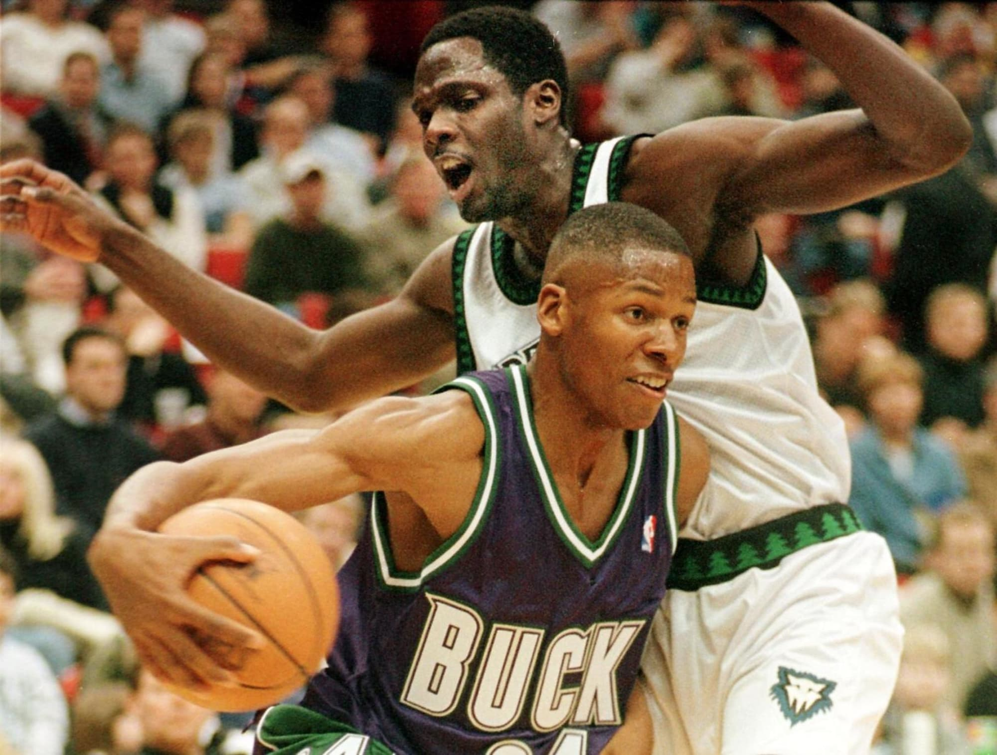 Milwaukee Bucks: Ray Allen recalls draft night experience in NBA TV documentary