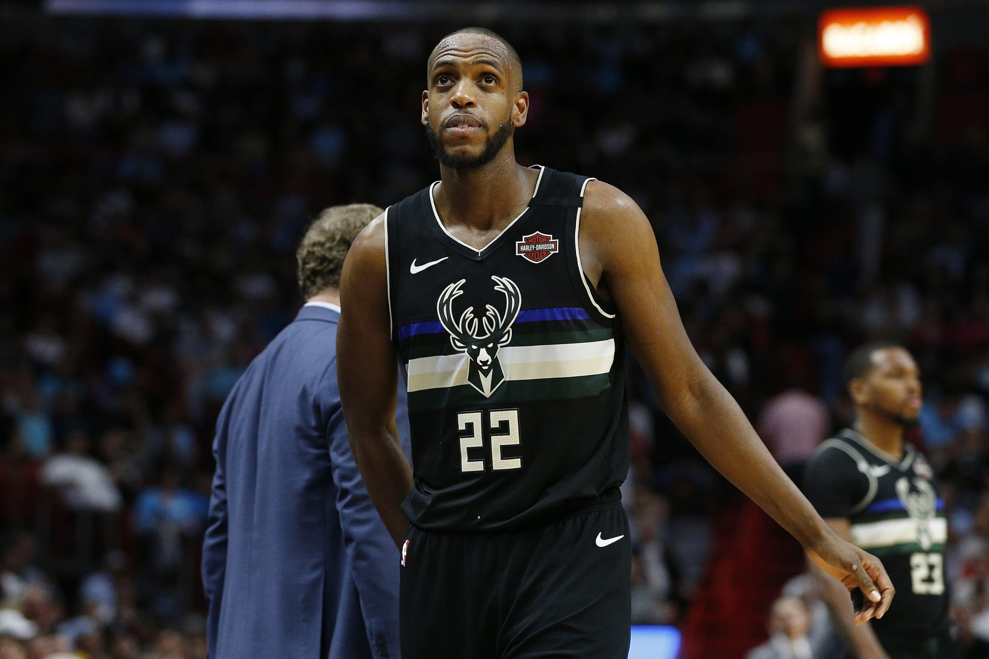 Milwaukee Bucks: Khris Middleton falls just short of 50-40-90 history