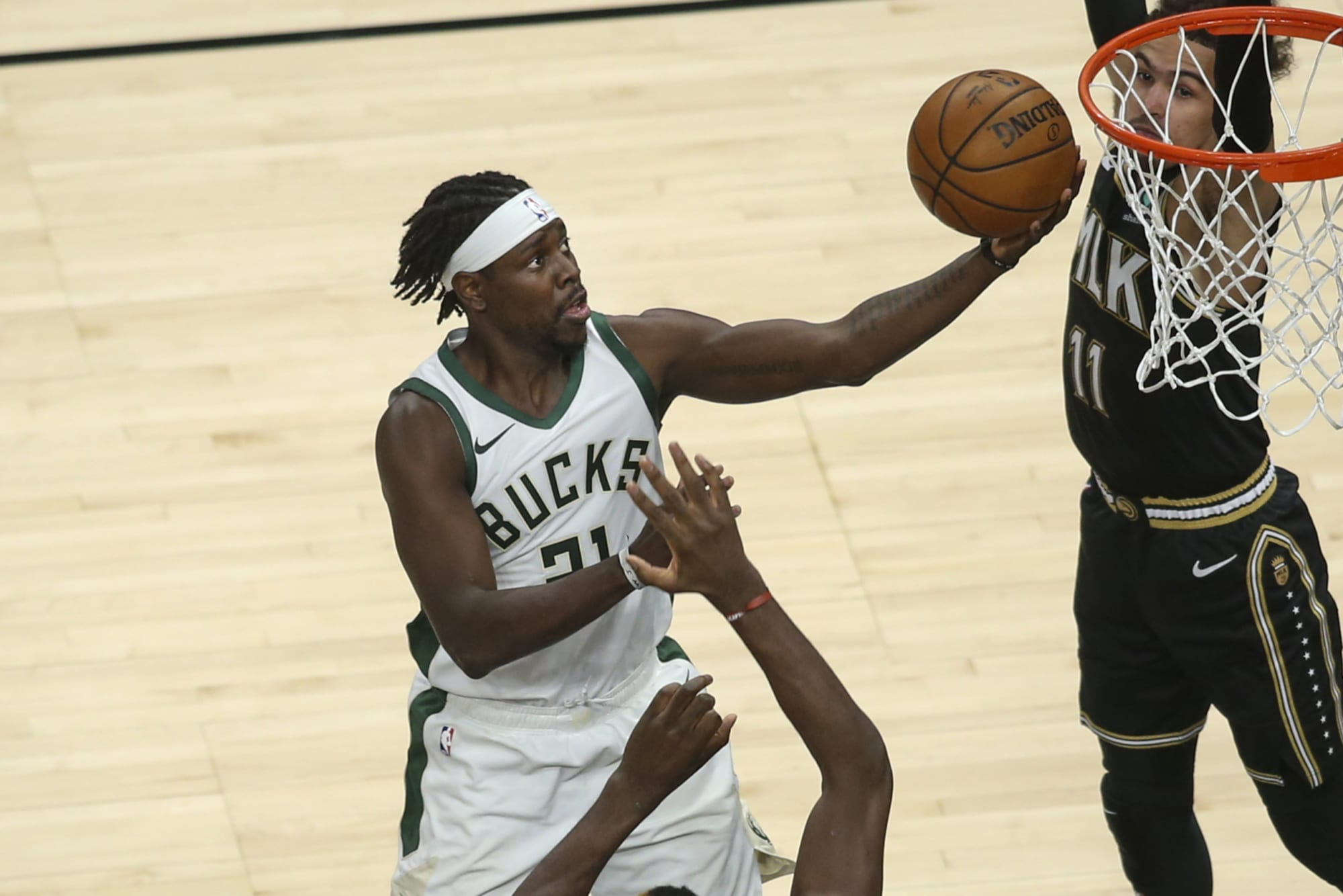 Milwaukee Bucks: Jrue Holiday shows why he's a lock for All-Defensive nod