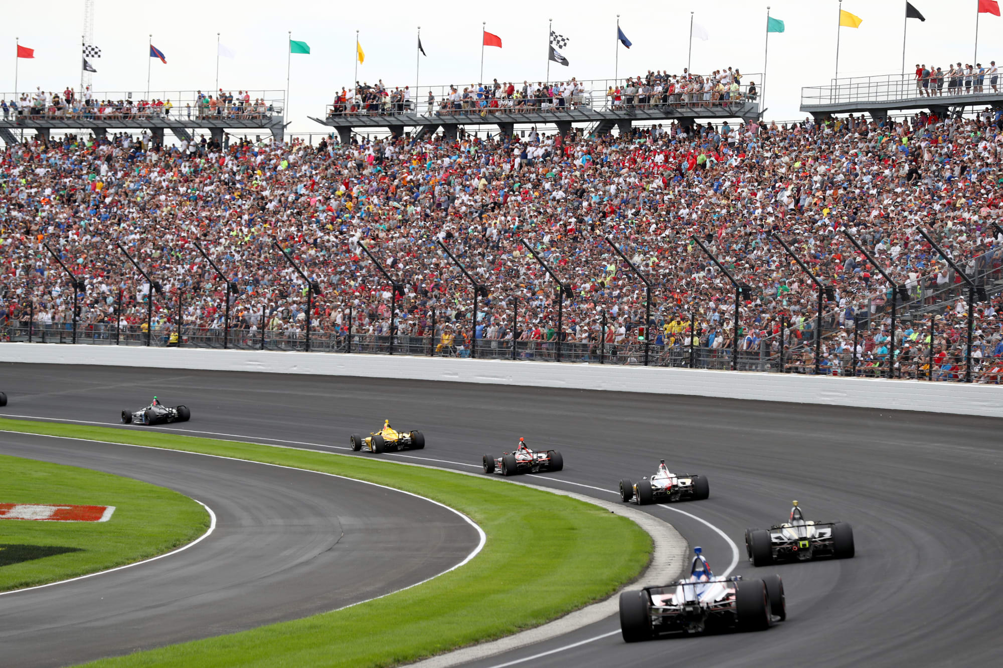 Indy 500: Yes, it stings now. But it won't sting forever.