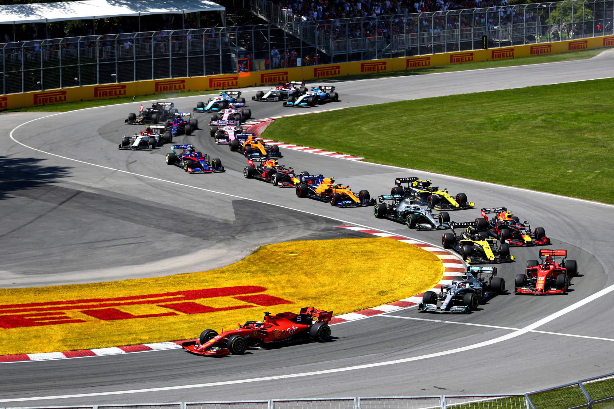 Formula 1 Team Power Rankings after 2019 Canadian Grand Prix