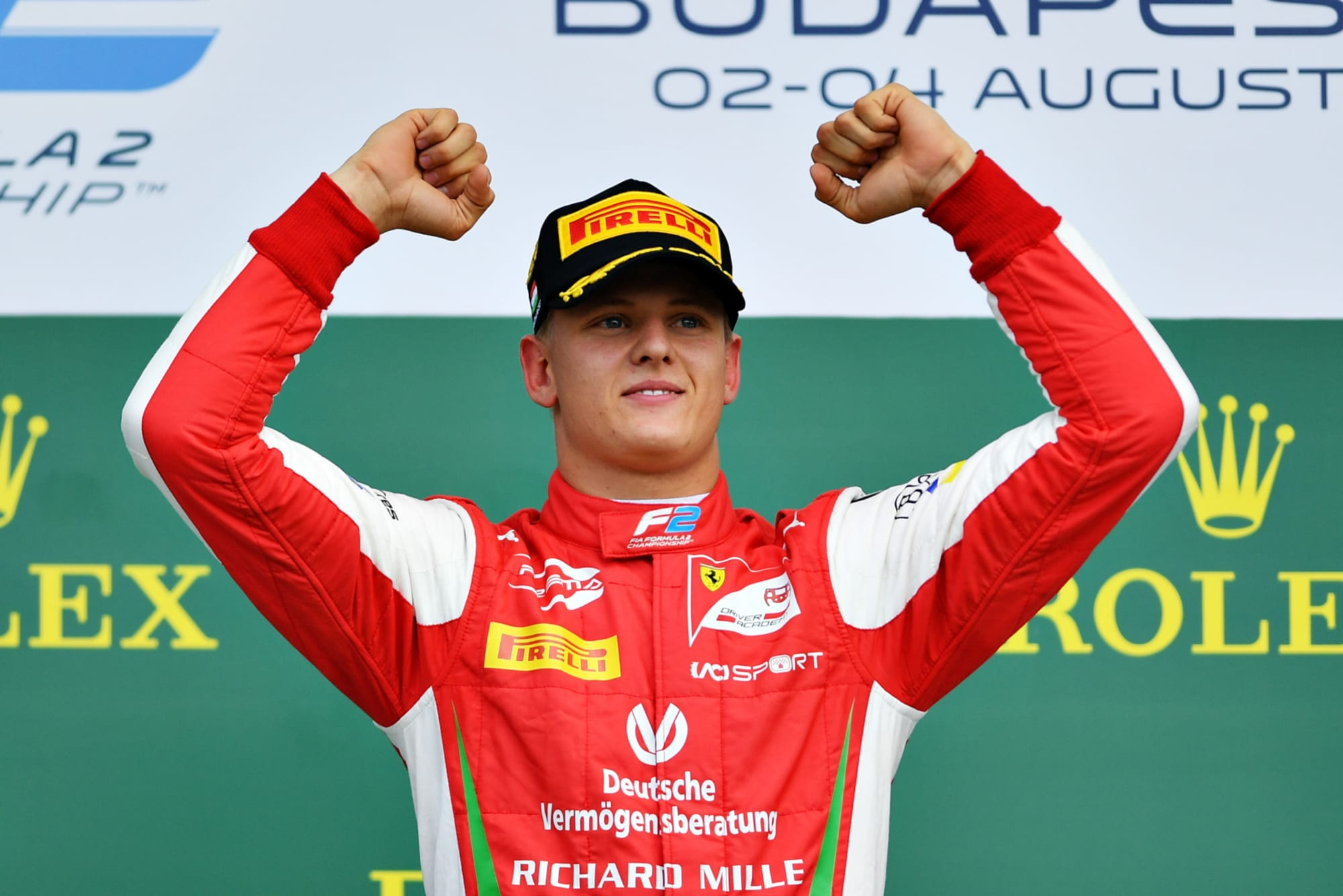 Formula 2: When will Mick Schumacher be promoted to Formula 1?
