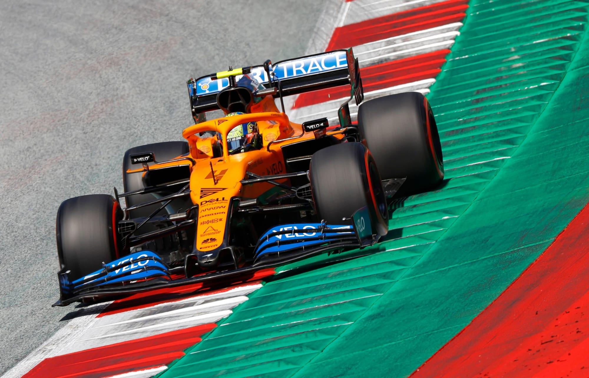 Formula 1: How Lando Norris secured his maiden podium