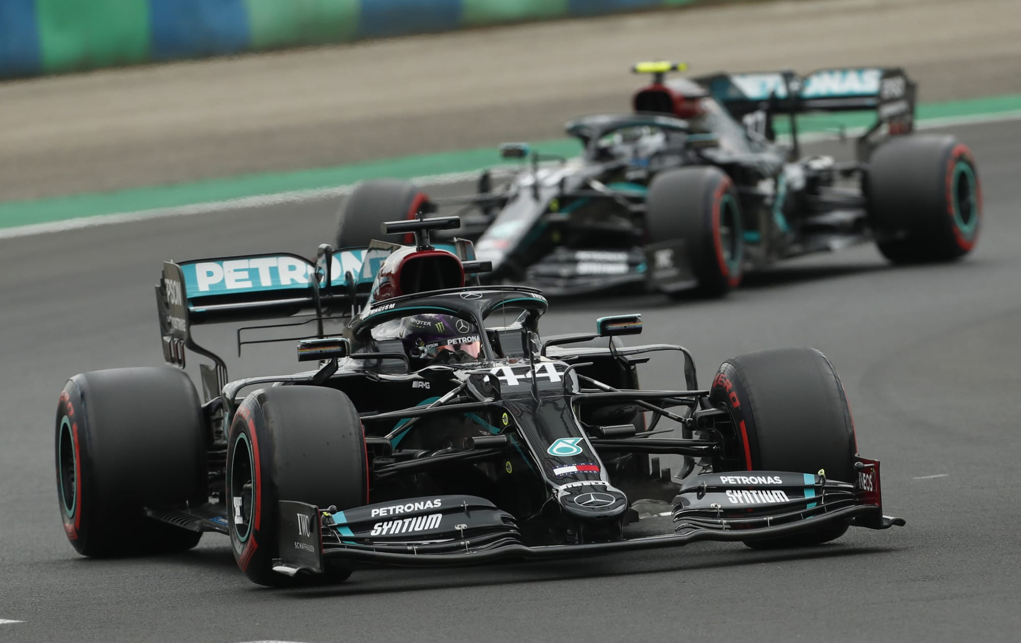 Formula 1: The 2020 world championship 'battle' is over