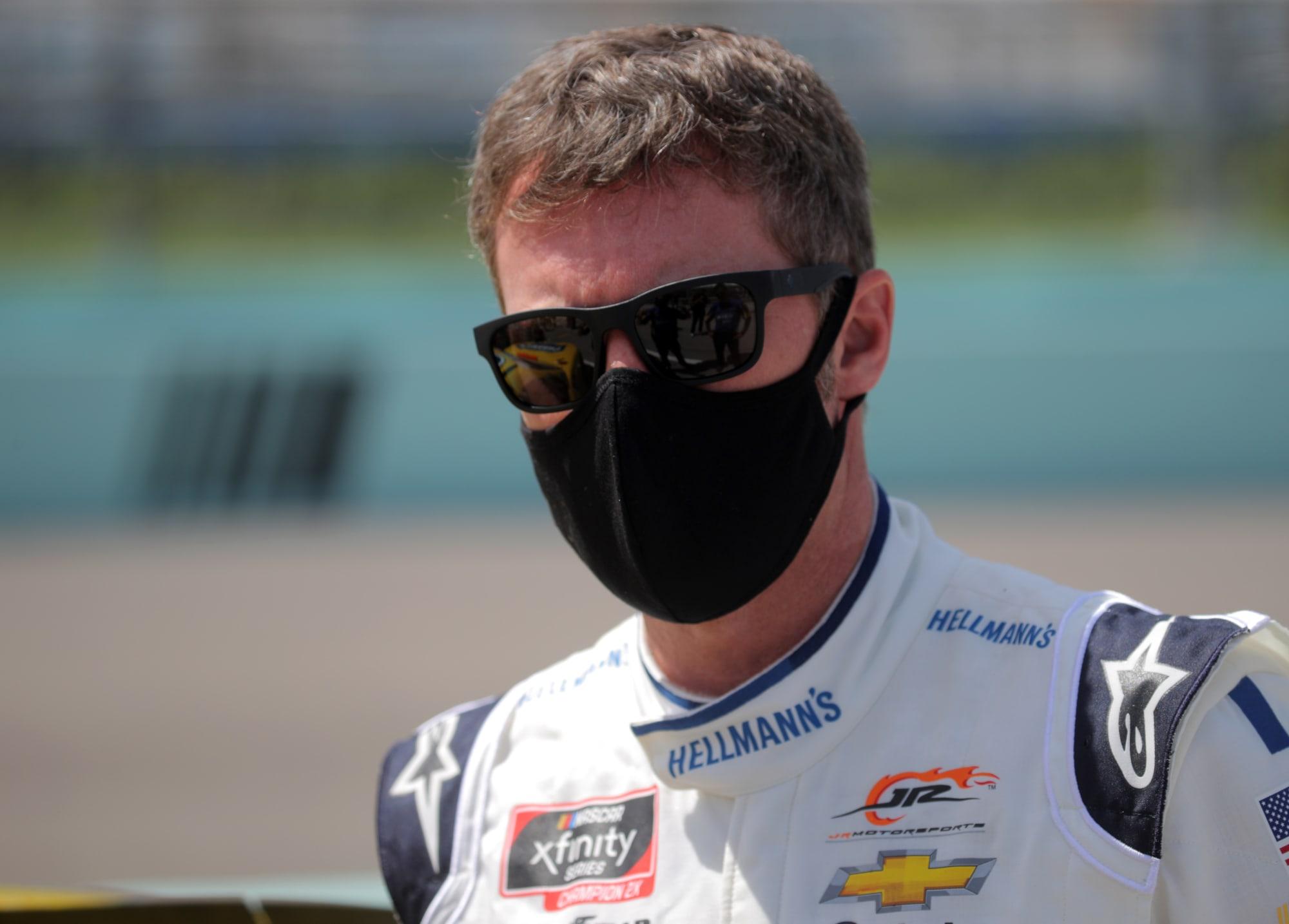 NASCAR: Dale Earnhardt Jr.'s decision may end 46-year streak
