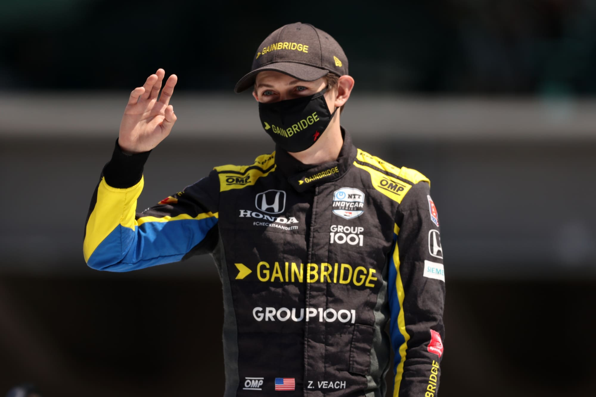 IndyCar: Zach Veach out at Andretti Autosport, effective immediately