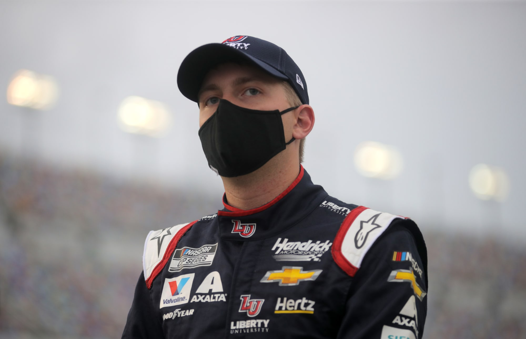 NASCAR: William Byron's deal was done quite a while ago
