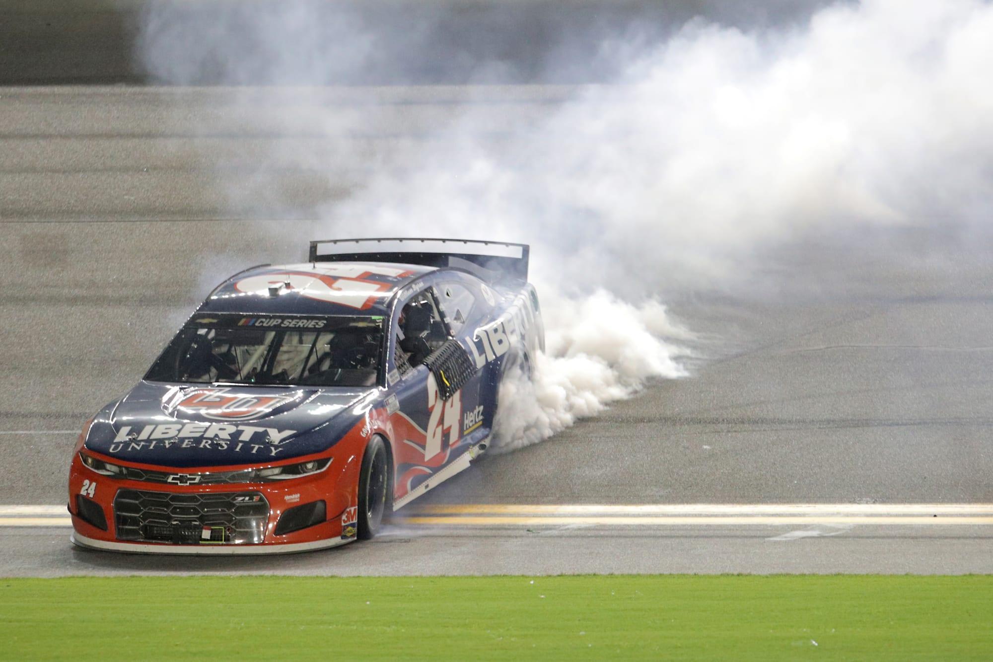 NASCAR: William Byron joins Jeff Gordon with Daytona win
