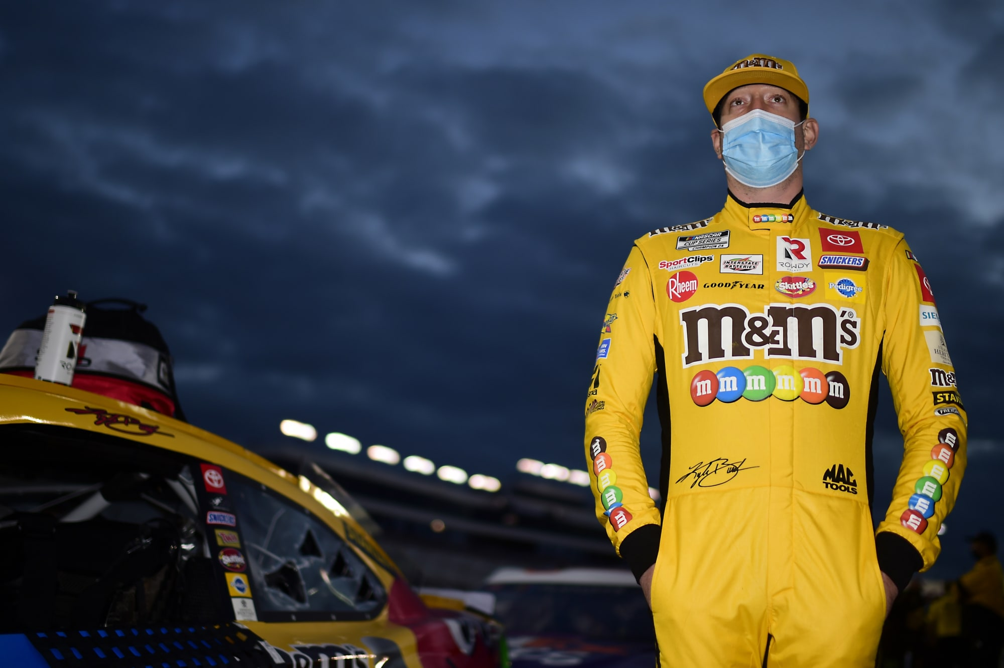 NASCAR: Kyle Busch was absolutely correct