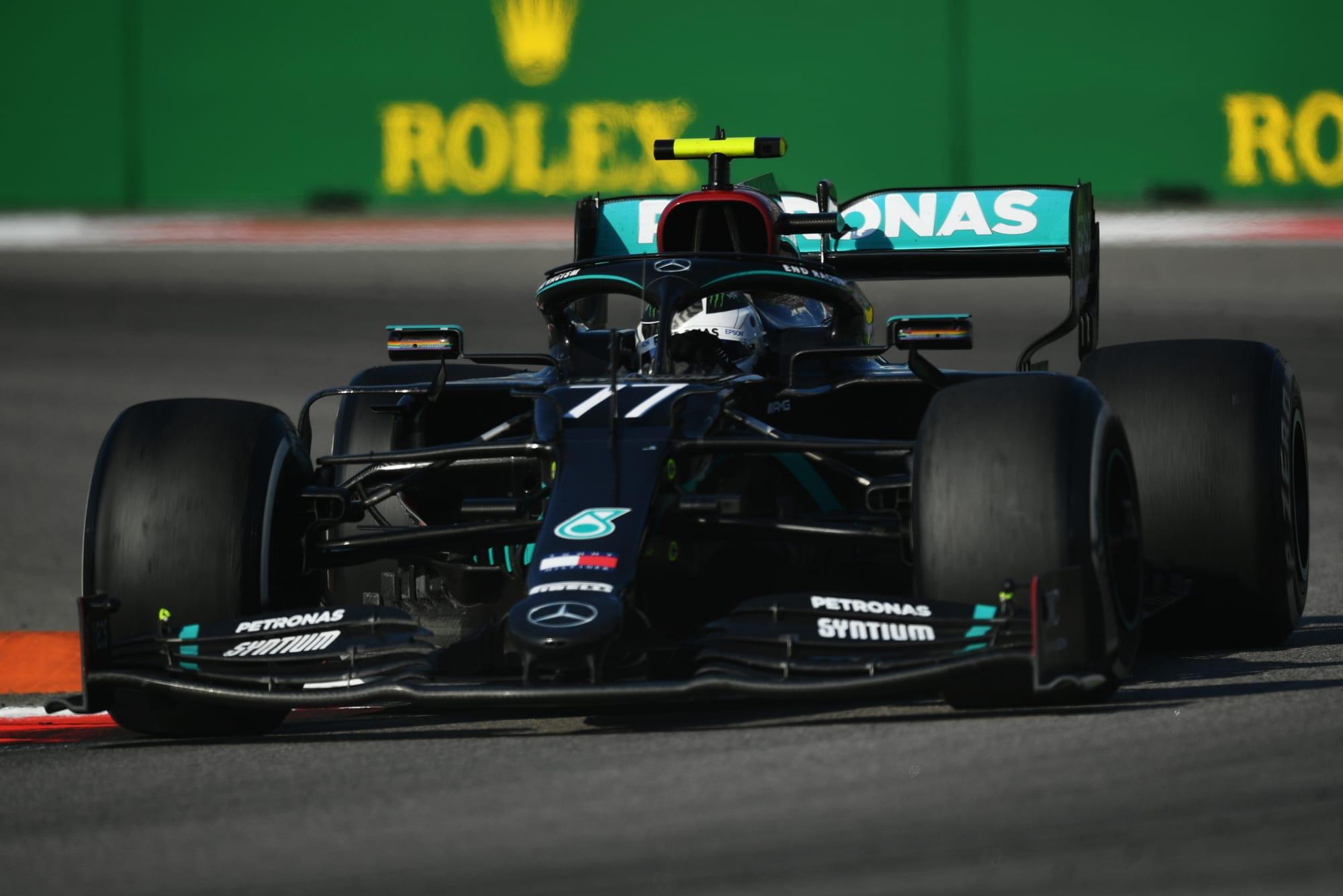 Formula 1: Sochi results, standings – Valtteri Bottas wins