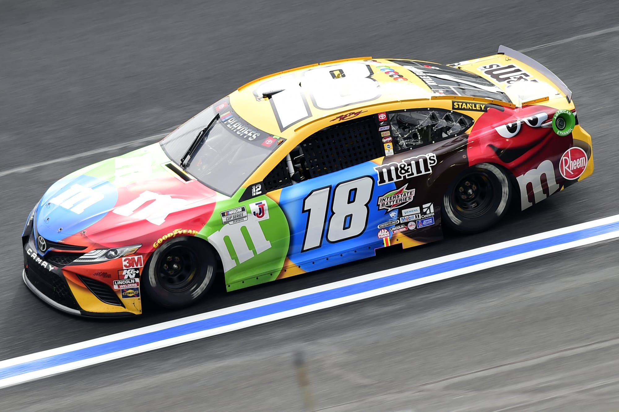NASCAR: Kyle Busch suffers earliest elimination for reigning champion