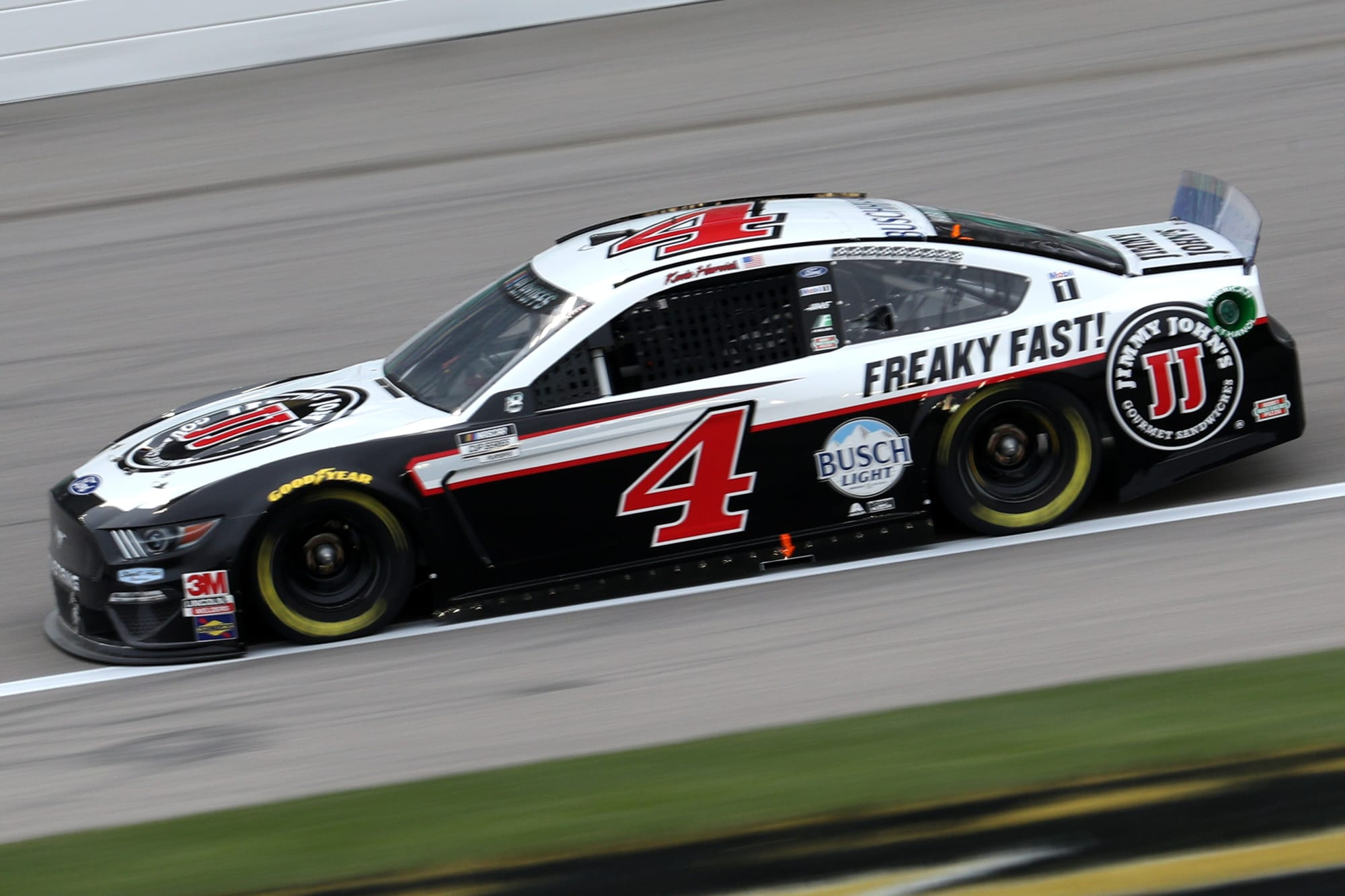 NASCAR: Texas starting lineup – Kevin Harvick takes pole