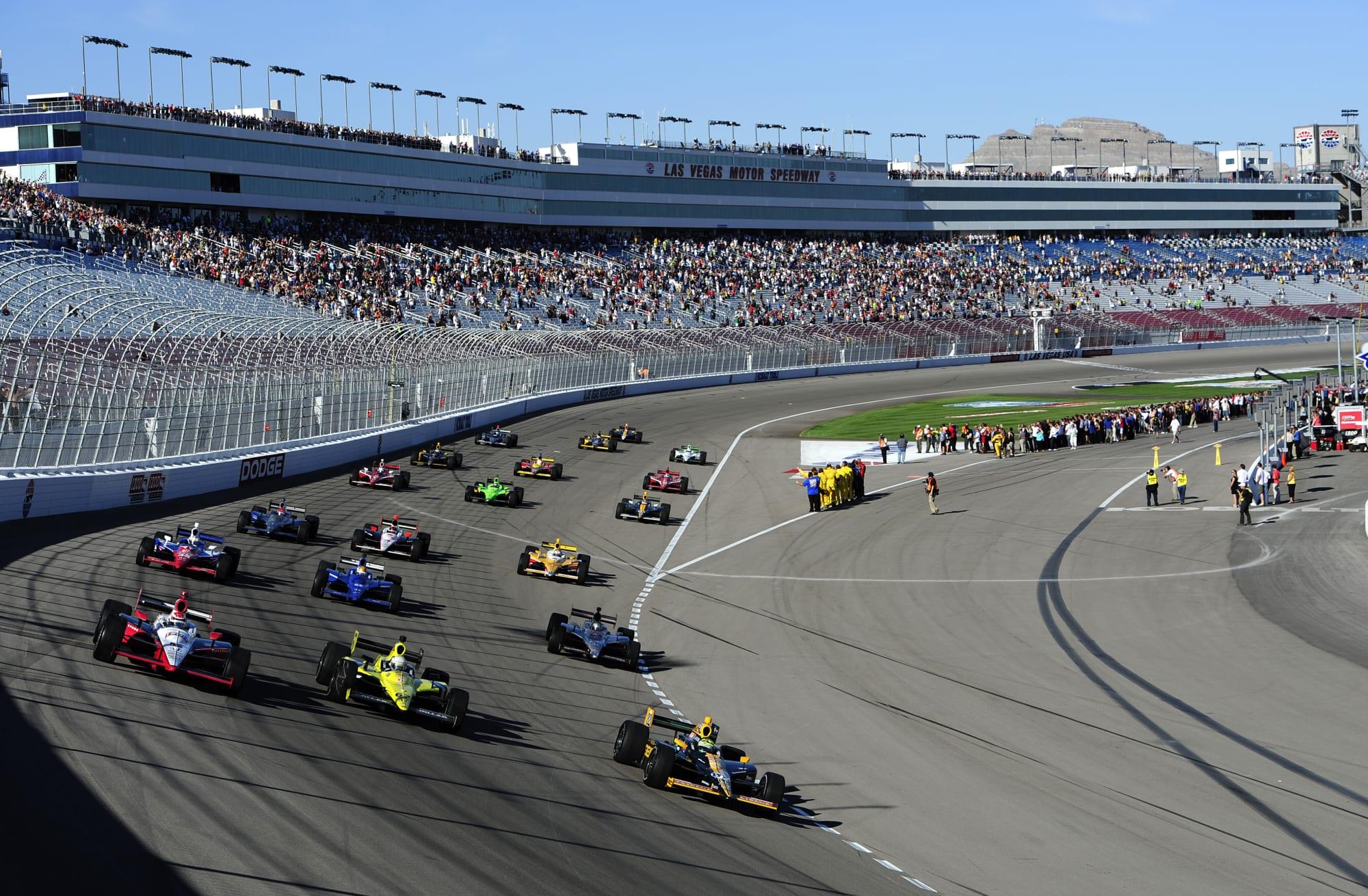 IndyCar: Dan Wheldon five-lap tribute – The missing car