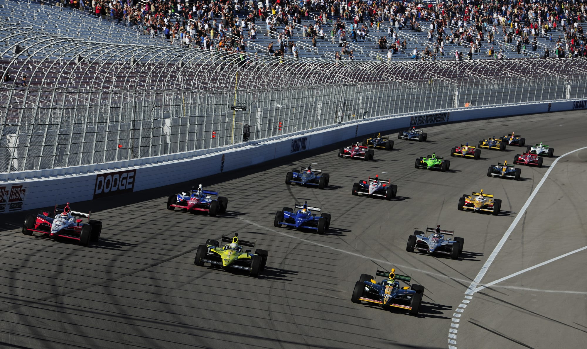 IndyCar: The missing car in the five-lap Dan Wheldon tribute