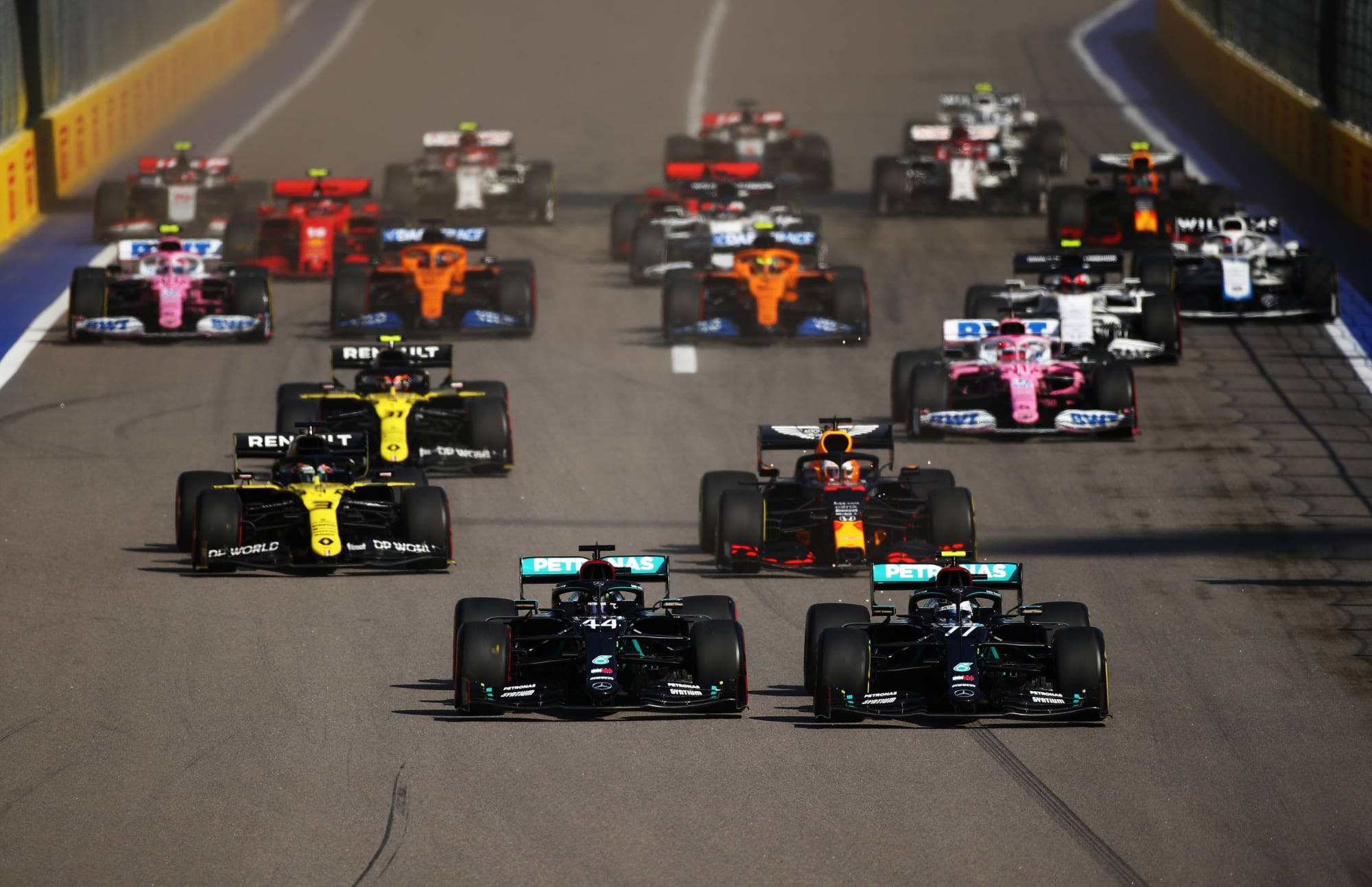 Formula 1: What remains unknown about the 2021 driver lineup