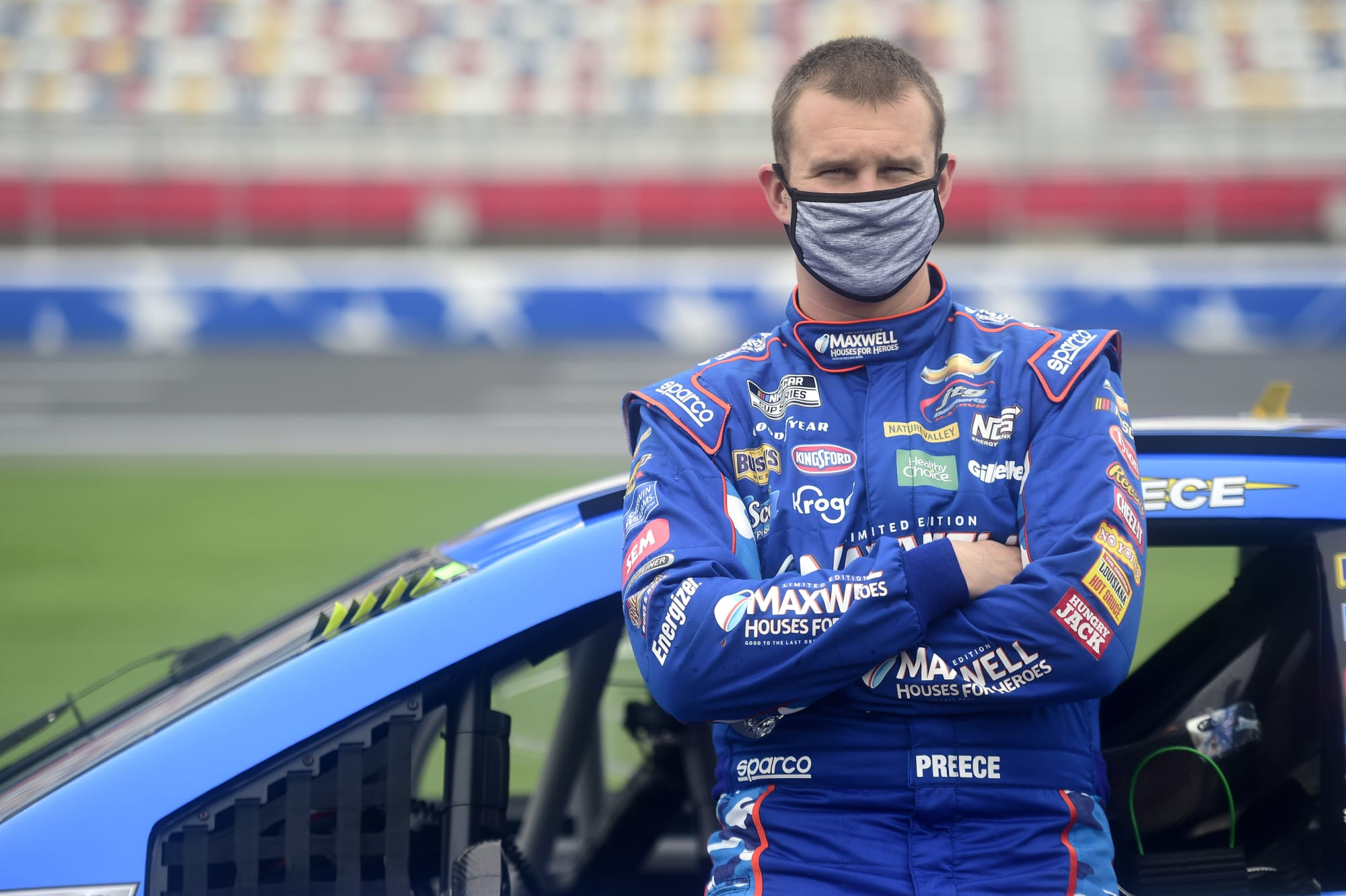 NASCAR: Ryan Preece to return to JTG Daugherty Racing in 2021