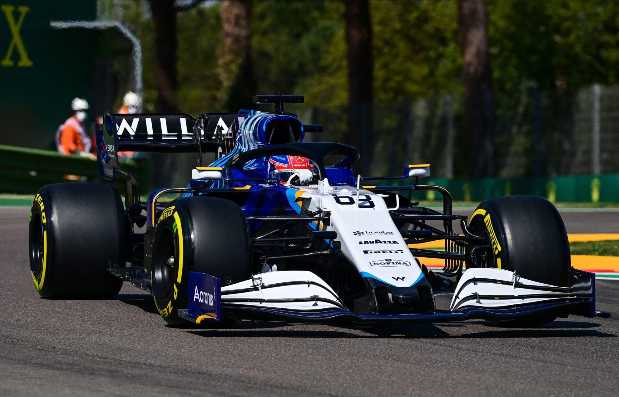 Formula 1: George Russell's historic streak intact despite scare