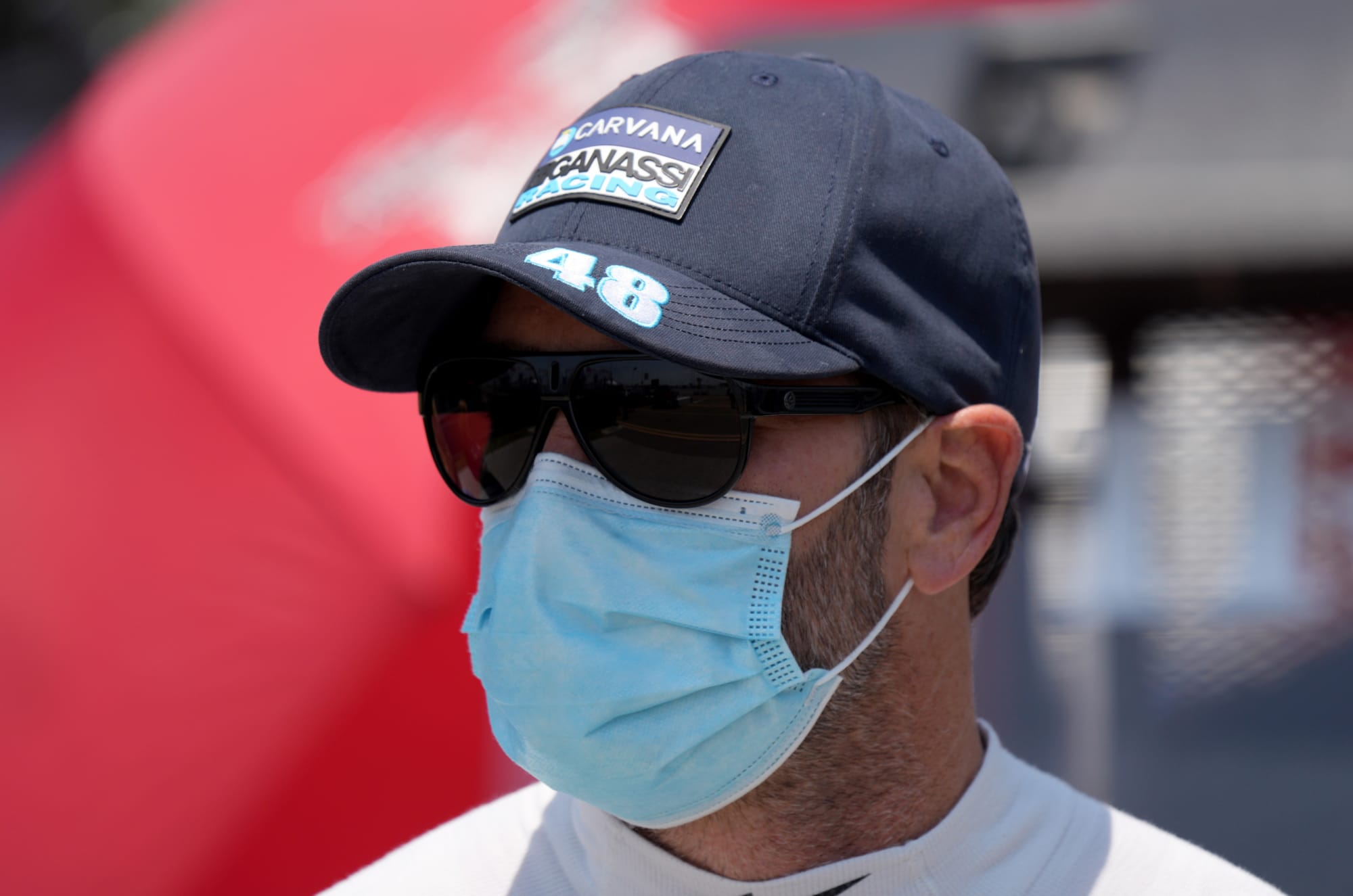NASCAR: How Jimmie Johnson is finally dealing with a longtime issue