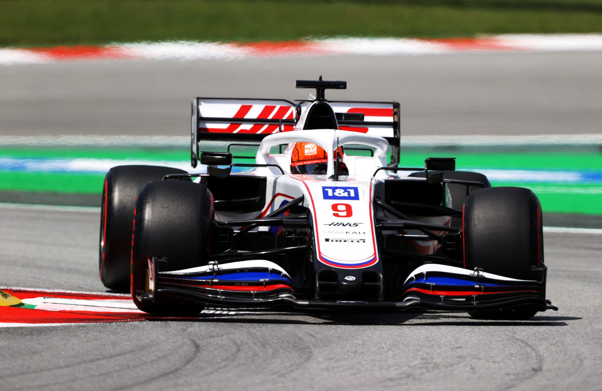 Formula 1: Nikita Mazepin's driving prompts first-of-its-kind reaction
