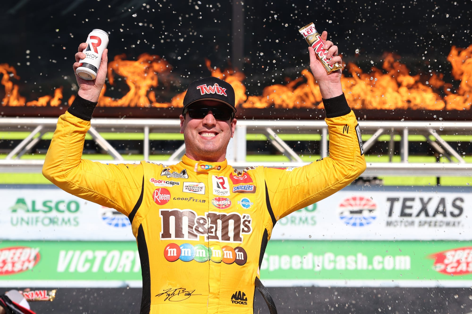 NASCAR: Kyle Busch just one win away from retirement?
