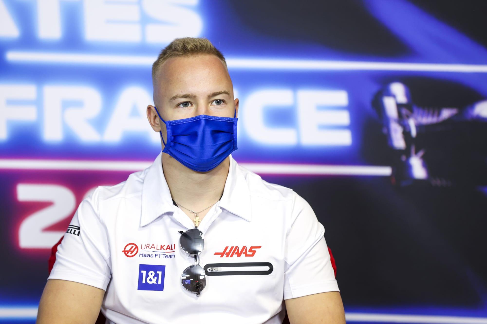 Formula 1: Nikita Mazepin's interesting response to Lewis Hamilton