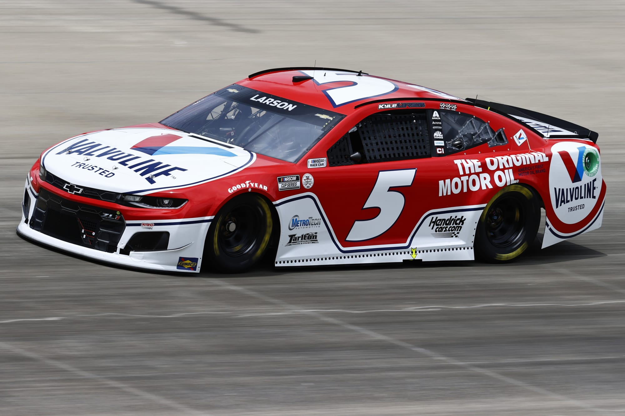 NASCAR: 2021 Nashville – Live qualifying updates