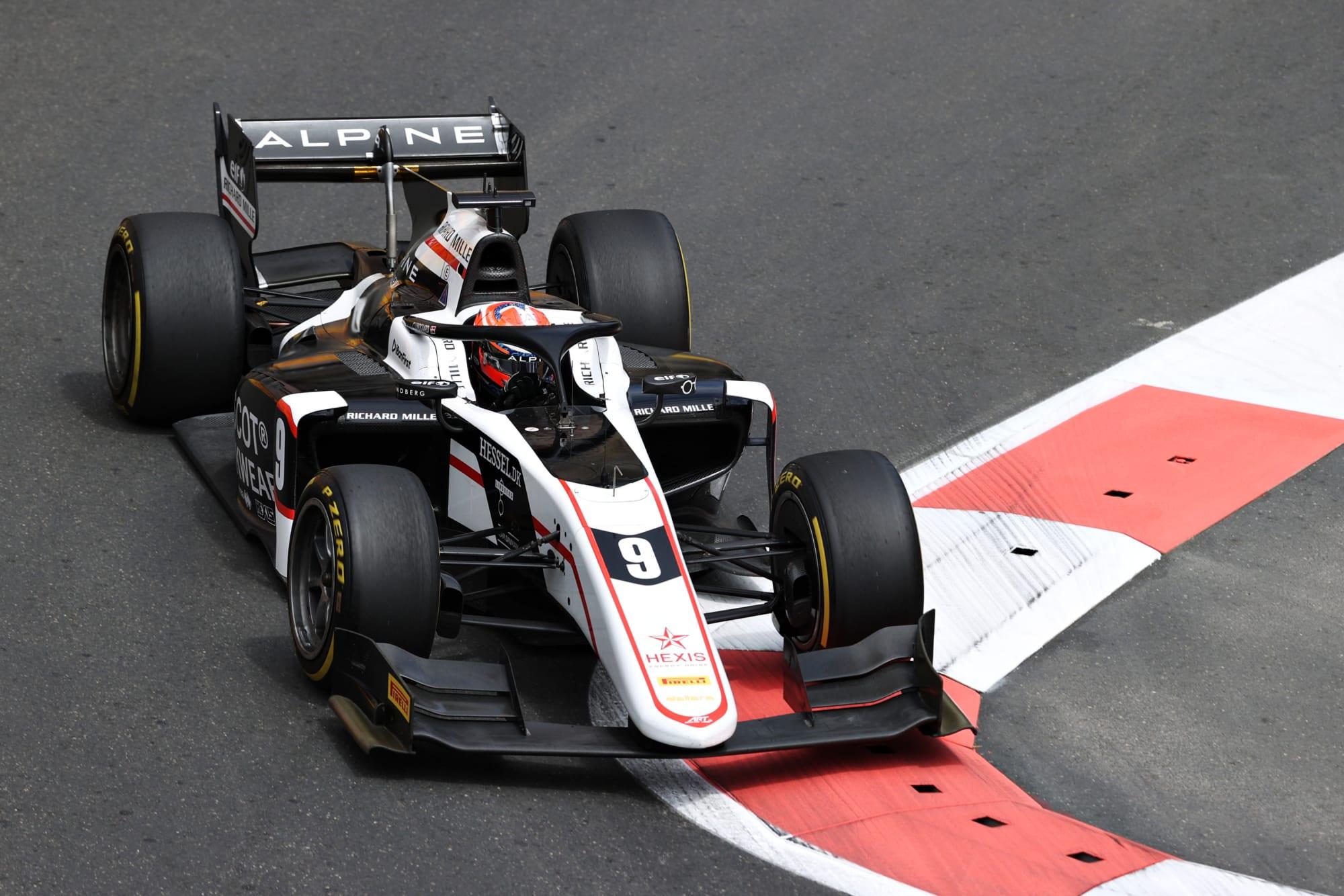 Formula 1 prospect set to make IndyCar debut - Beyond the Flag