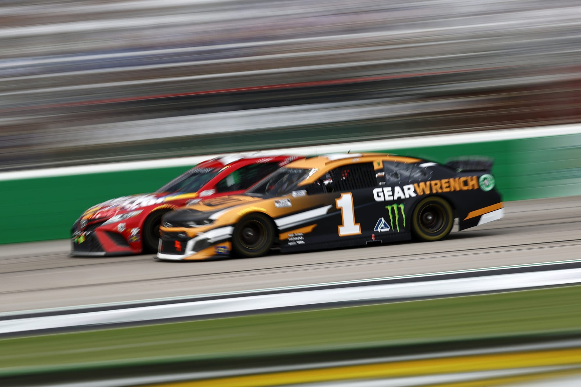 NASCAR: Are team orders already becoming a reality? - Beyond the Flag