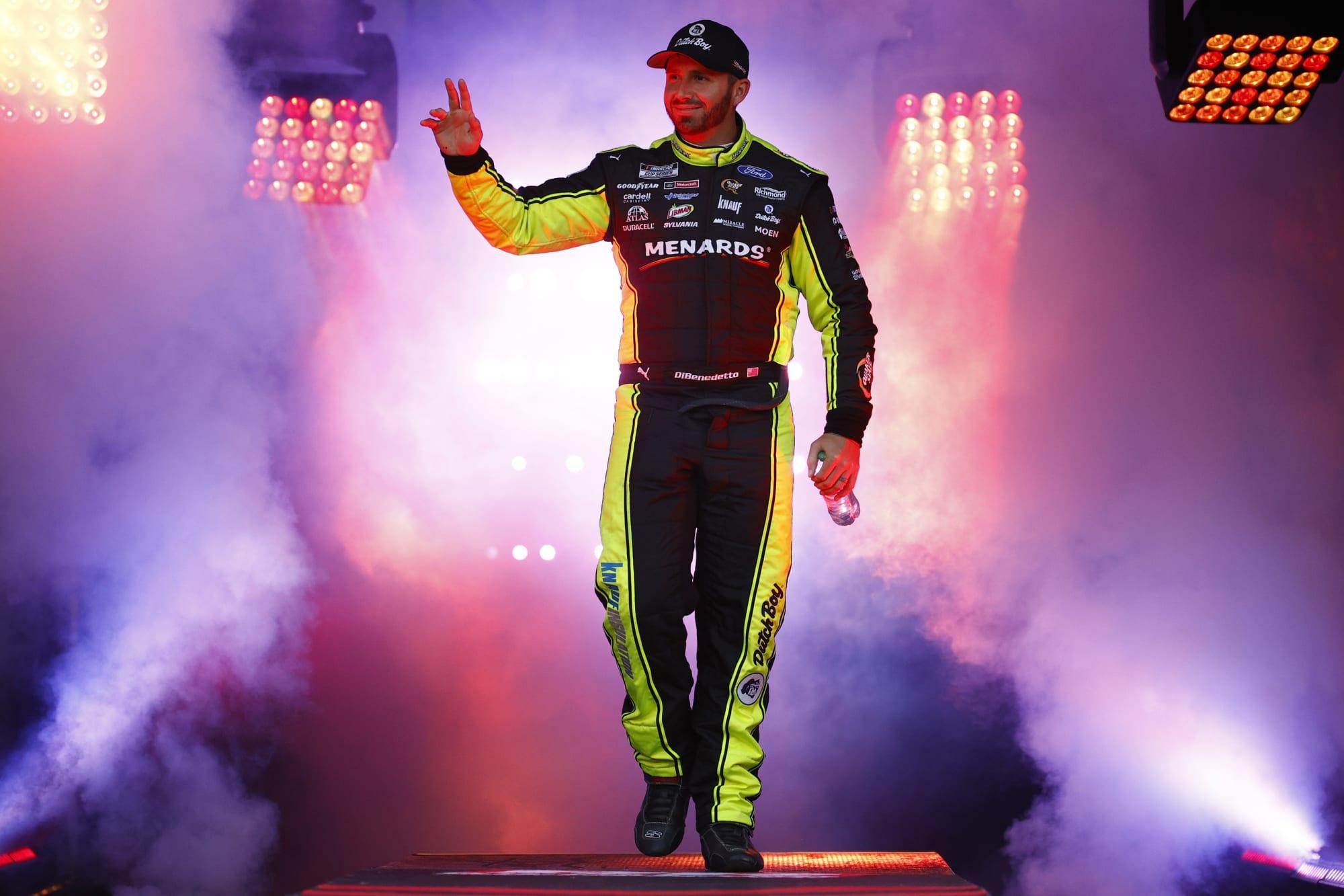 NASCAR: Matt DiBenedetto shoots down new contract rumor - Beyond the Flag