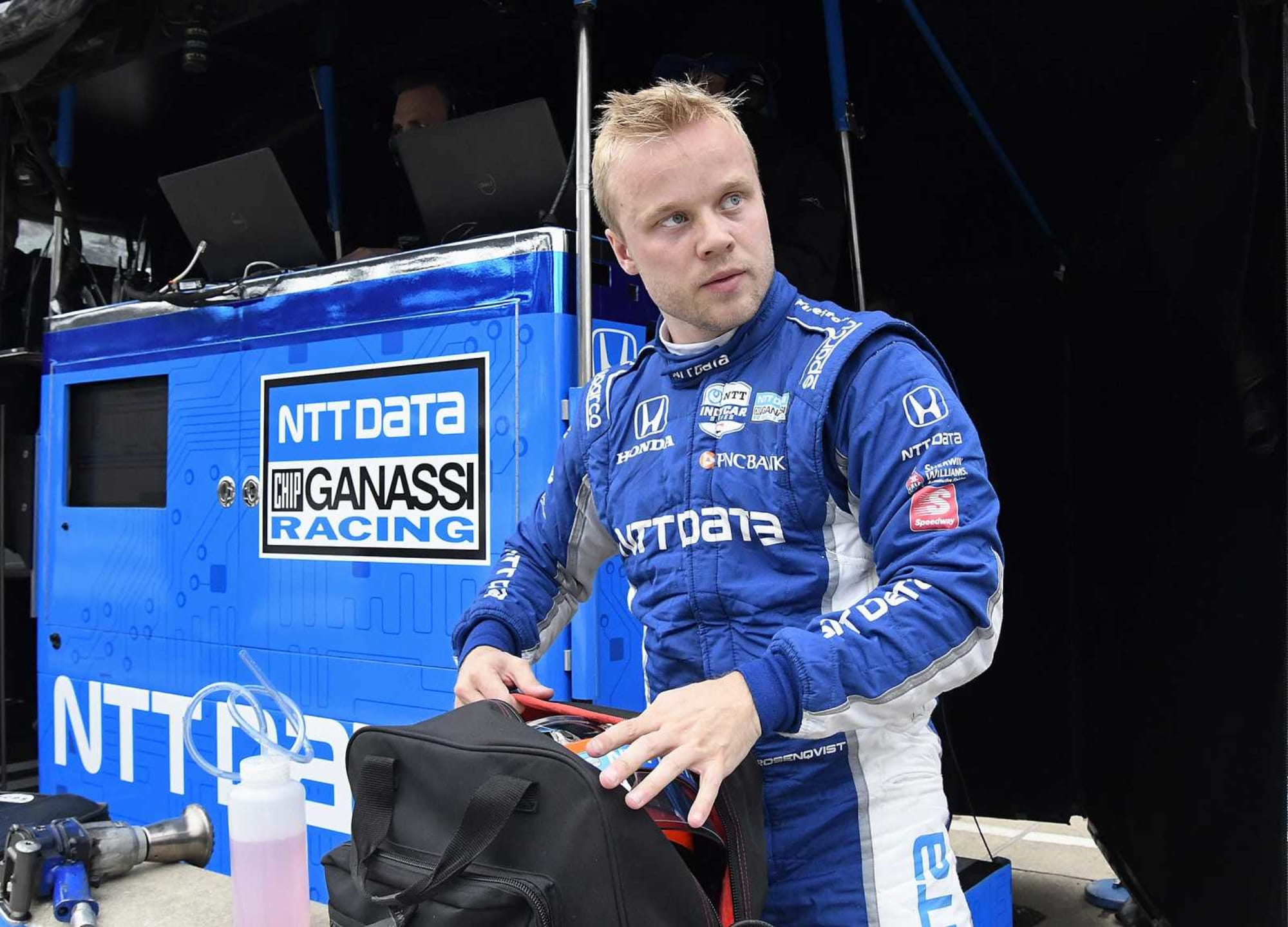 IndyCar: Felix Rosenqvist tipped to replace Oliver Askew in 2021